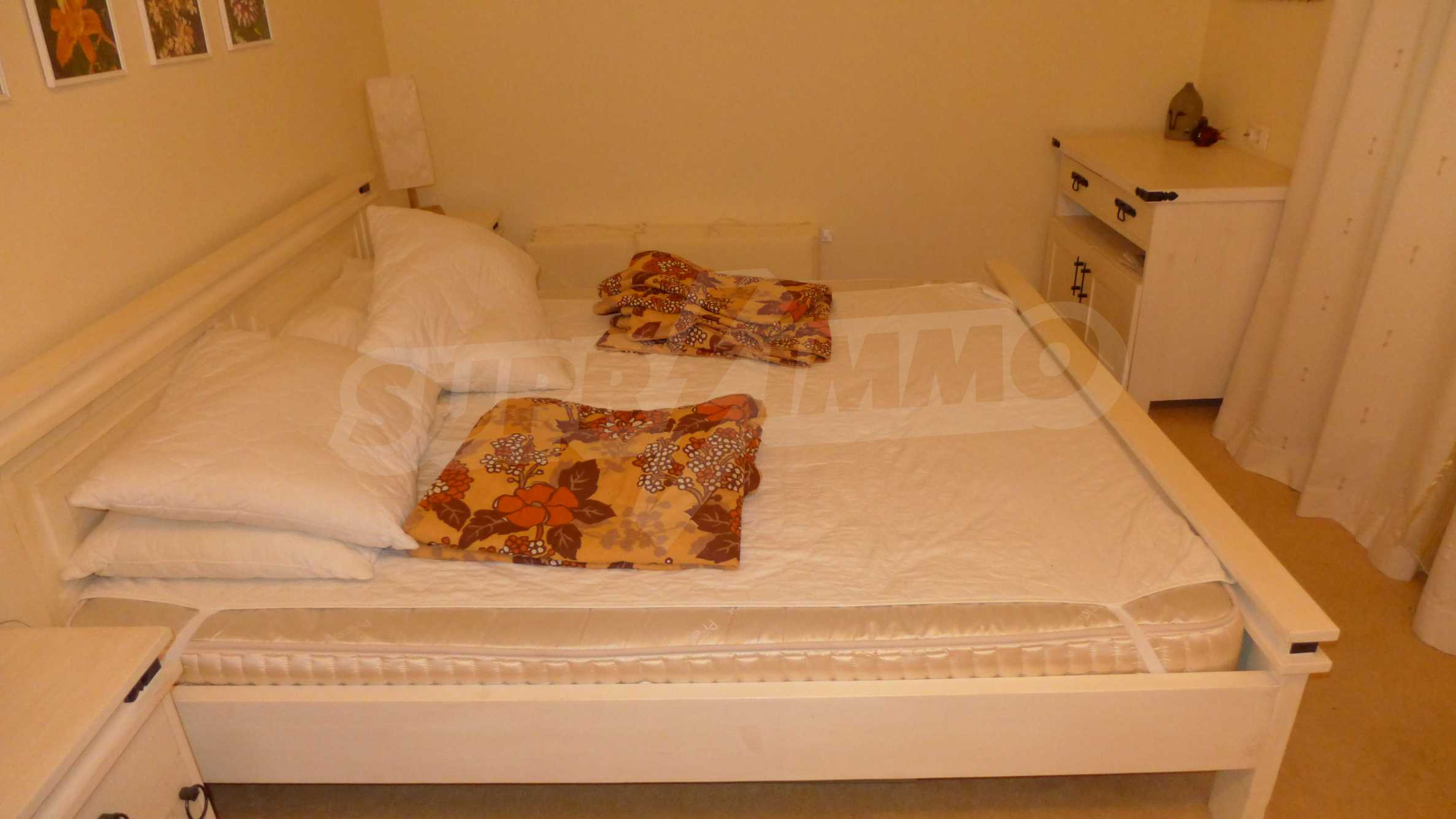 Ein-Zimmer-Wohnung in Santa Marina Komplex in Sozopol 12
