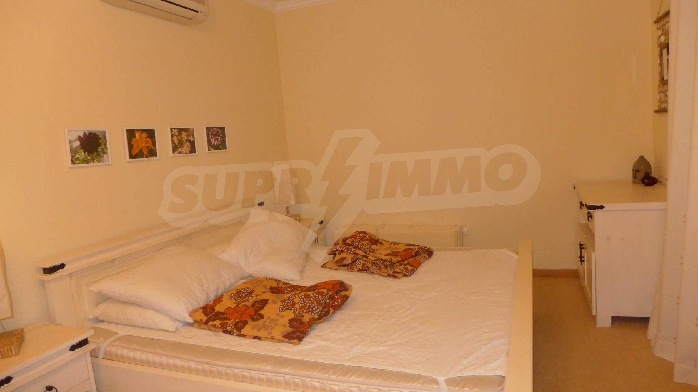 Ein-Zimmer-Wohnung in Santa Marina Komplex in Sozopol 13