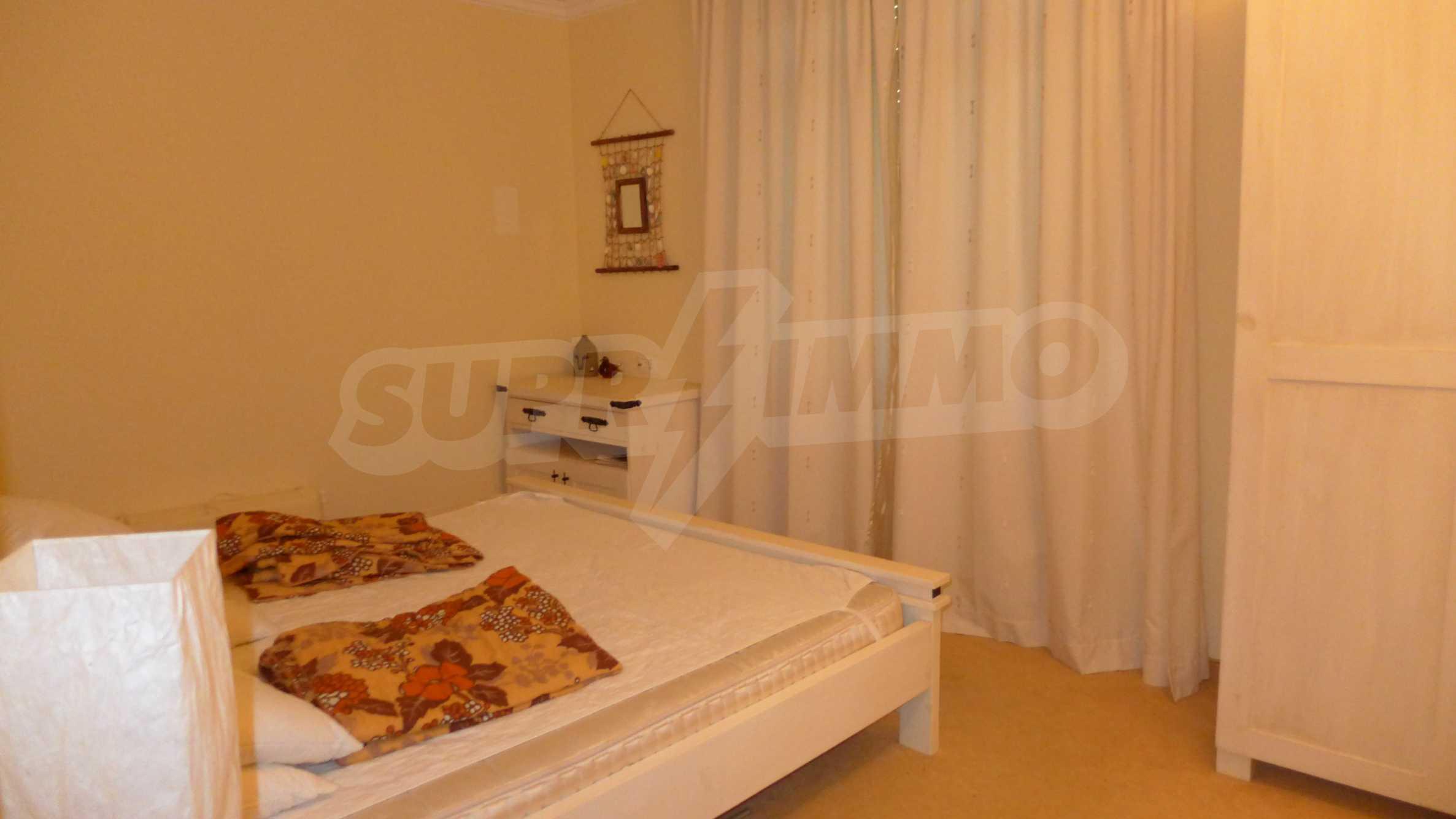 Ein-Zimmer-Wohnung in Santa Marina Komplex in Sozopol 14
