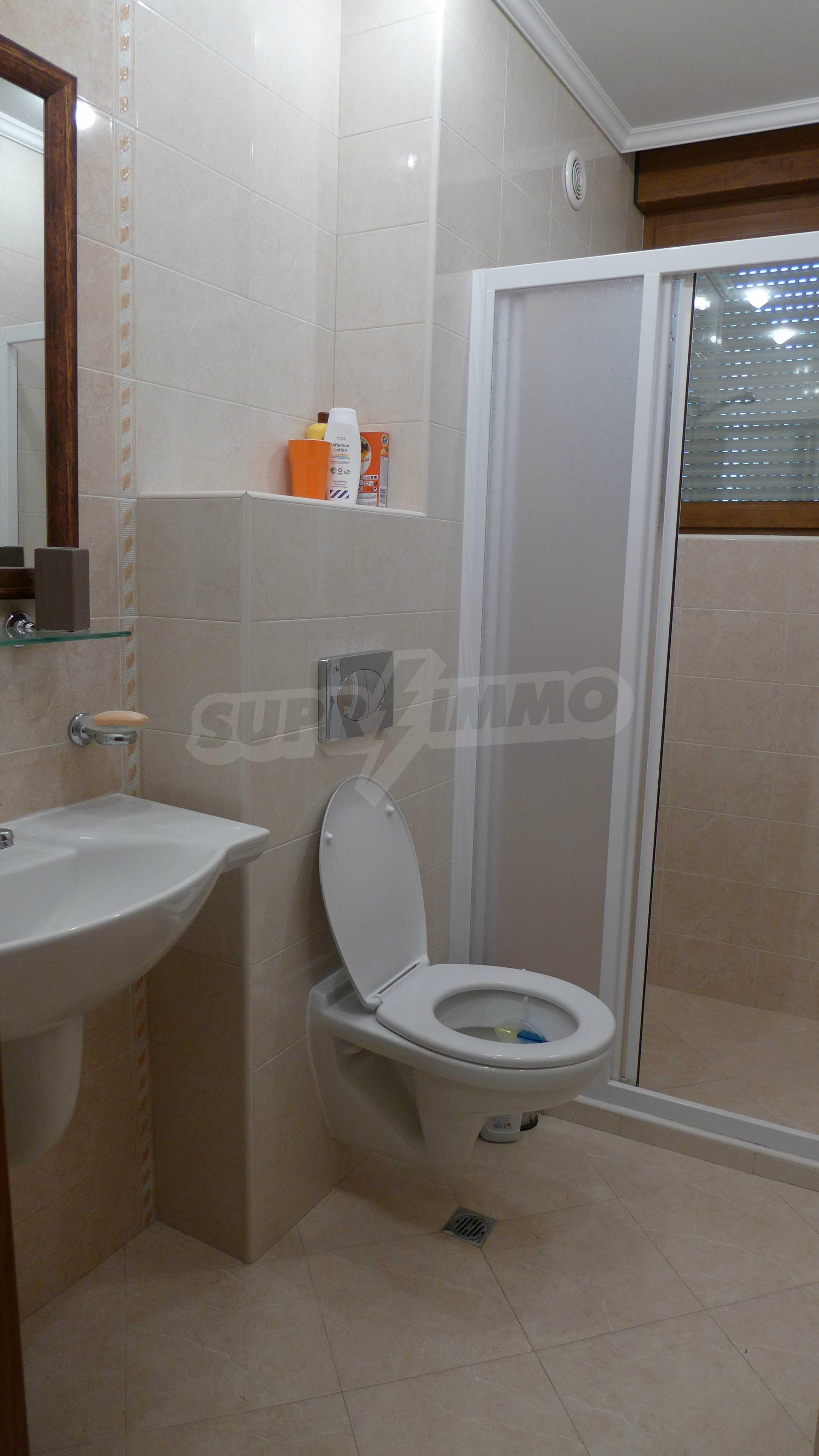 Ein-Zimmer-Wohnung in Santa Marina Komplex in Sozopol 16