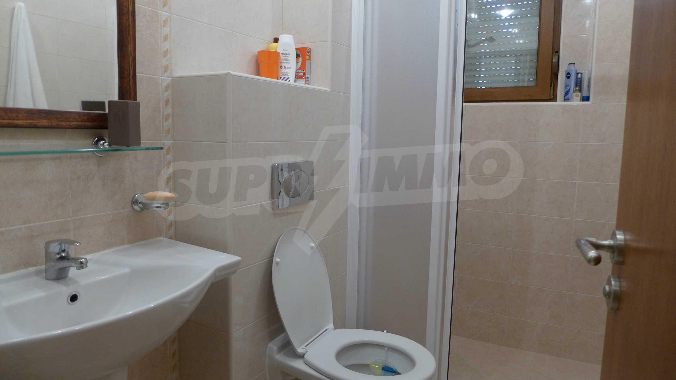 Ein-Zimmer-Wohnung in Santa Marina Komplex in Sozopol 17