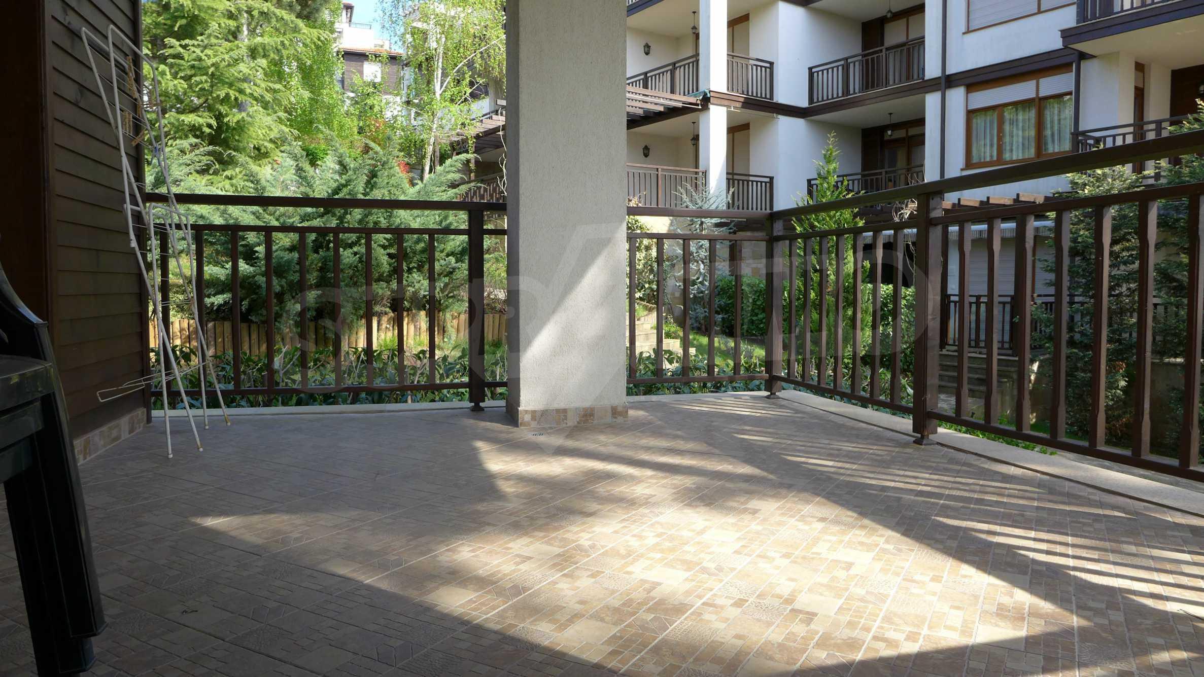 Ein-Zimmer-Wohnung in Santa Marina Komplex in Sozopol 18