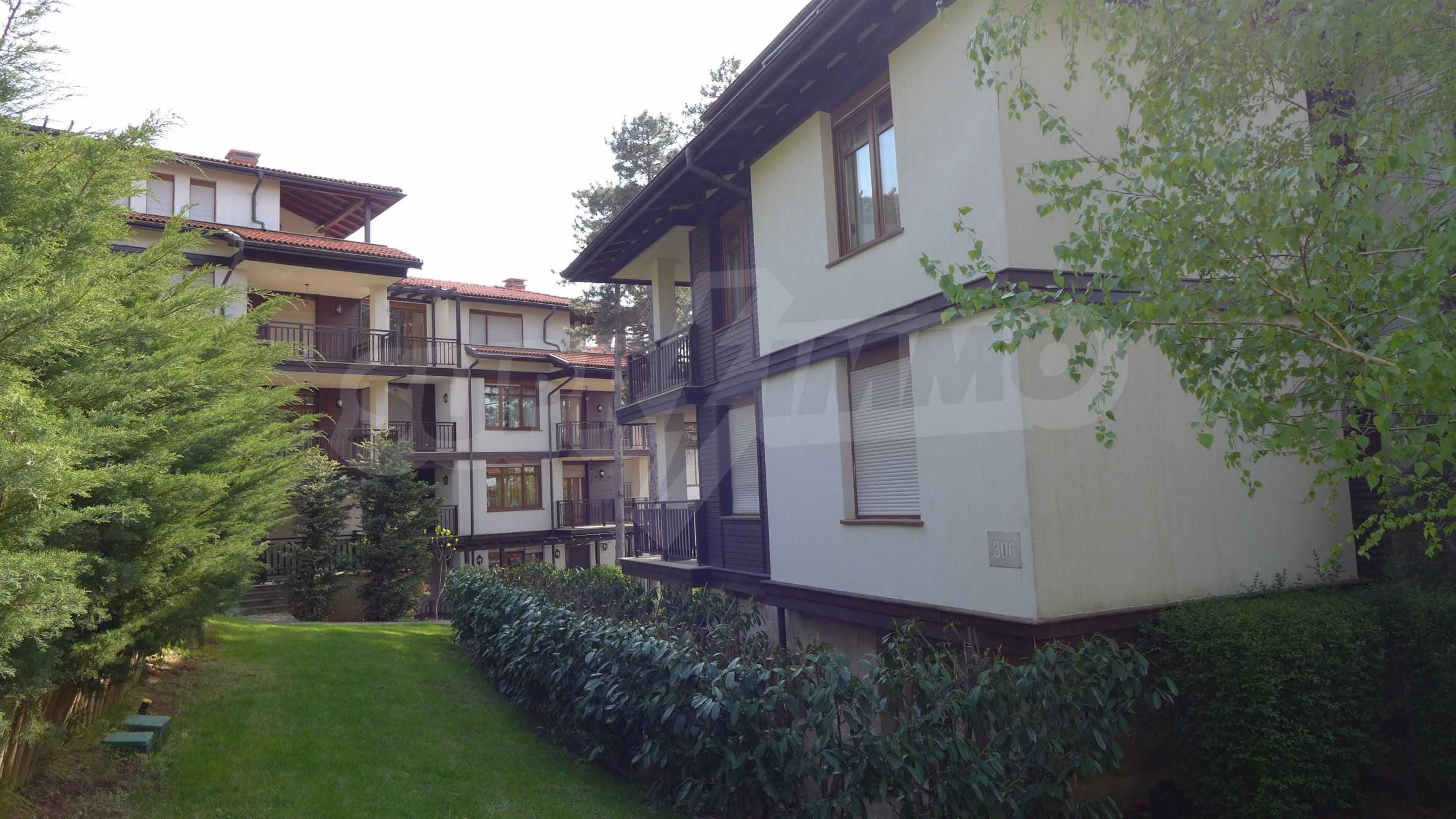 Ein-Zimmer-Wohnung in Santa Marina Komplex in Sozopol 19