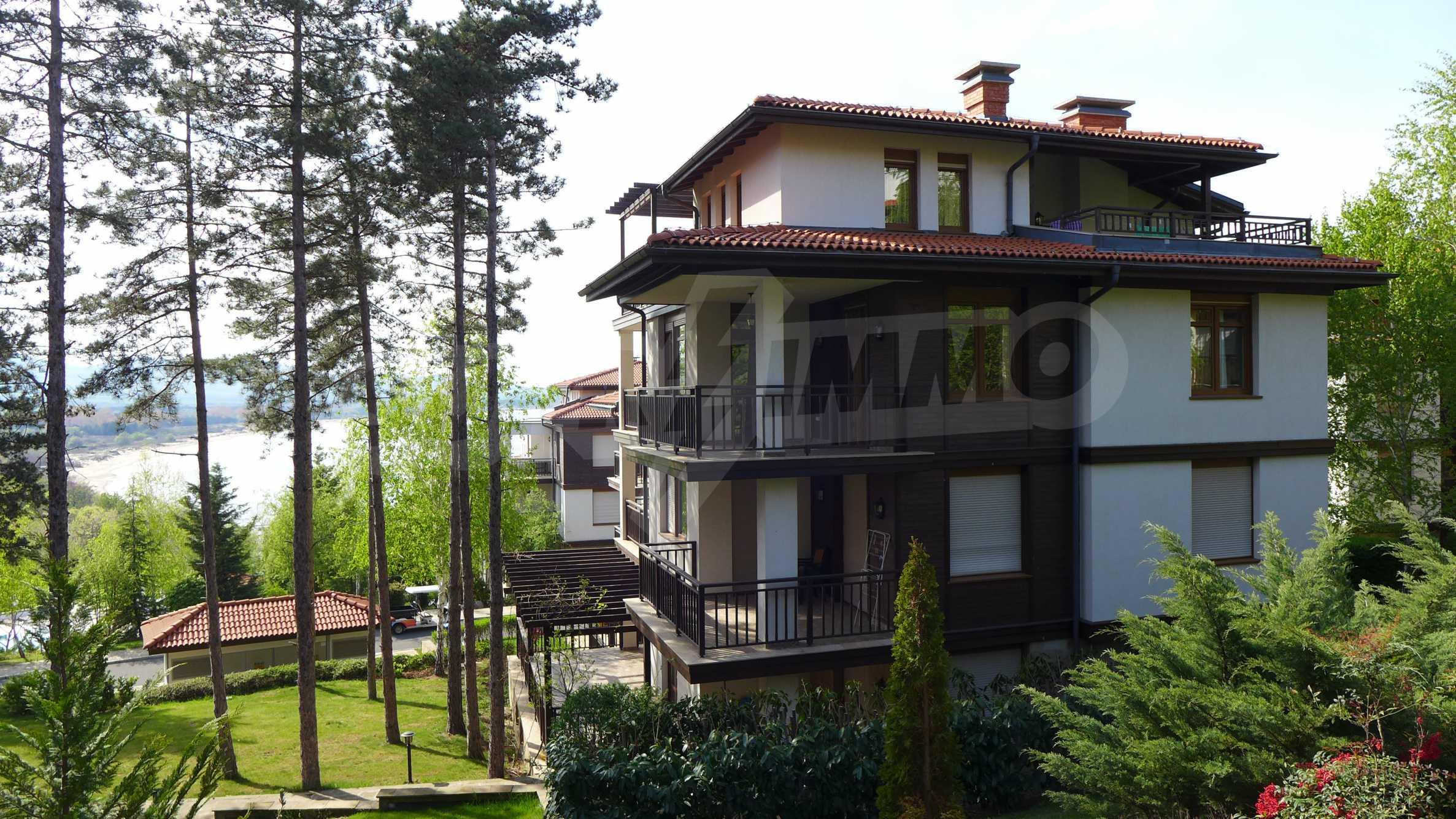 Ein-Zimmer-Wohnung in Santa Marina Komplex in Sozopol 20