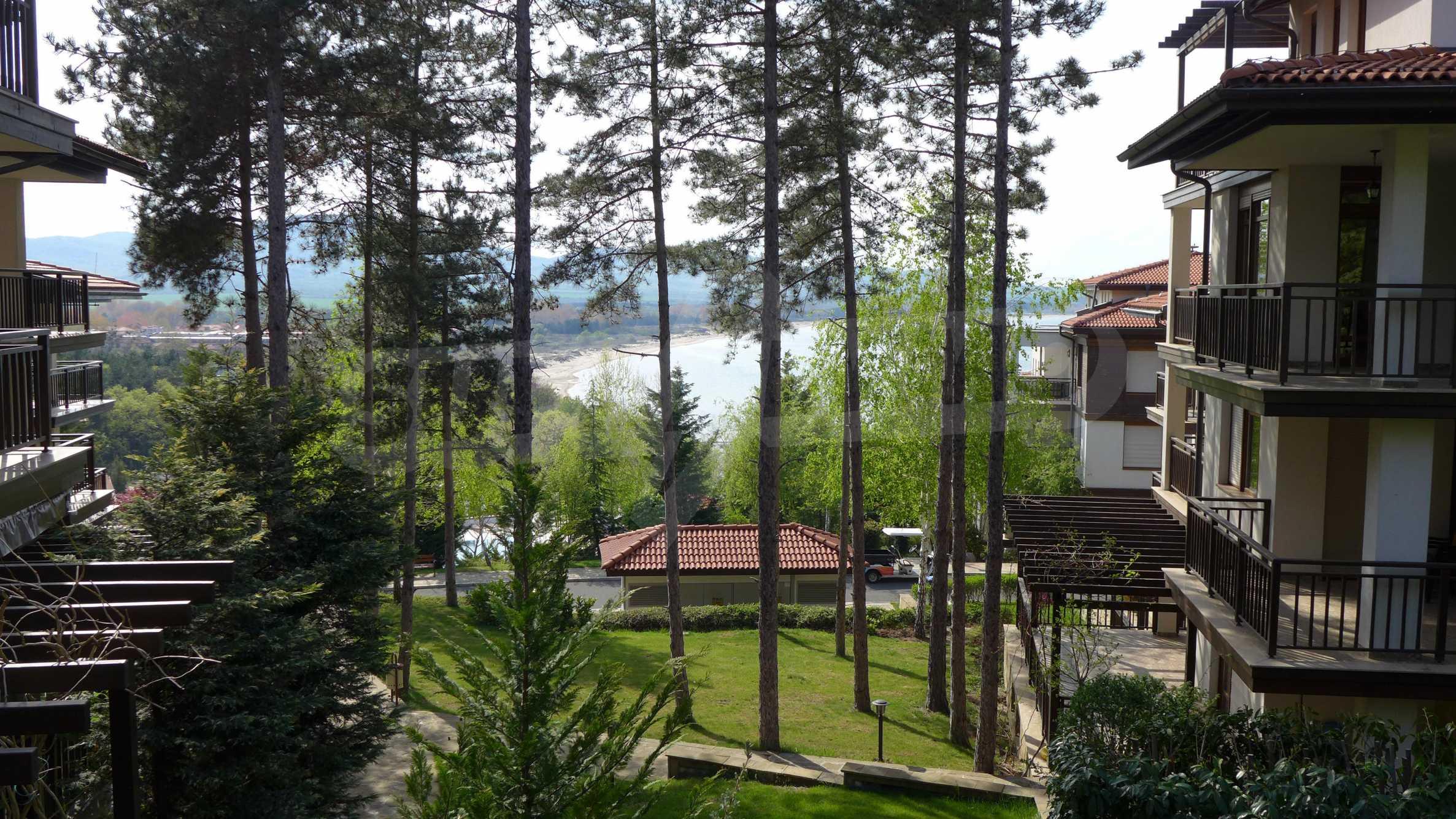 Ein-Zimmer-Wohnung in Santa Marina Komplex in Sozopol 21