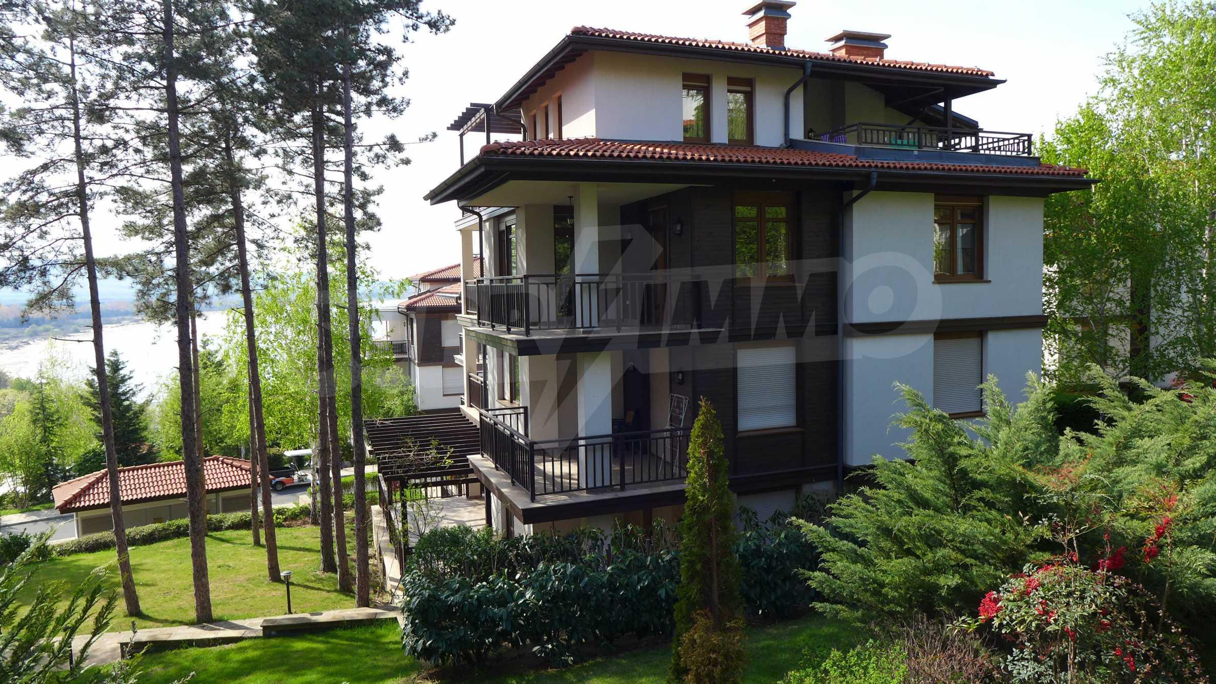 Ein-Zimmer-Wohnung in Santa Marina Komplex in Sozopol 22