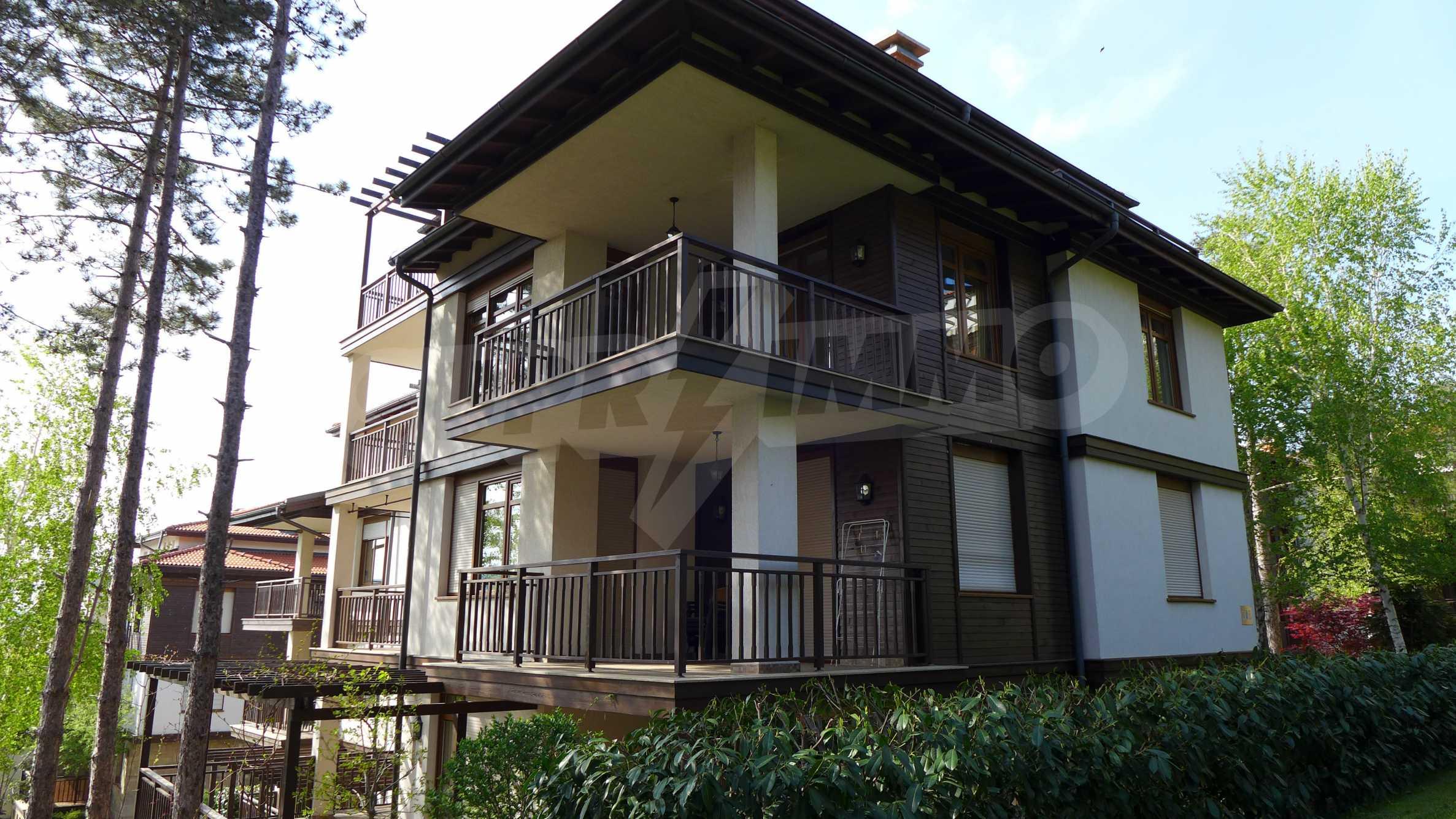 Ein-Zimmer-Wohnung in Santa Marina Komplex in Sozopol 23