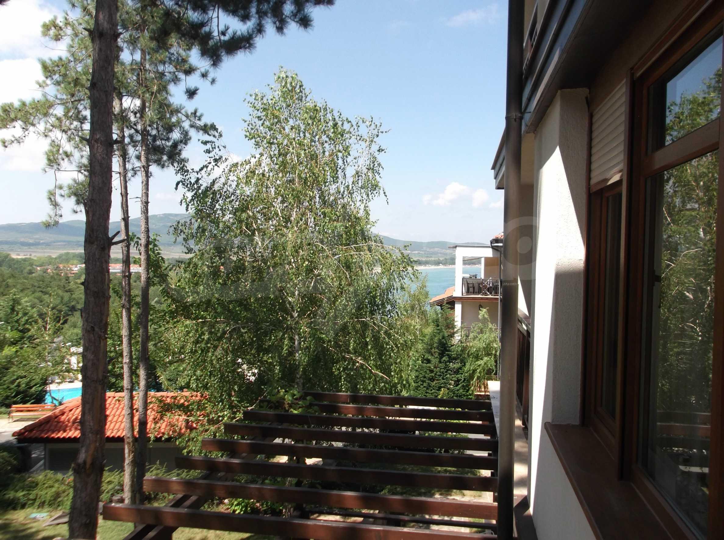 Ein-Zimmer-Wohnung in Santa Marina Komplex in Sozopol 25