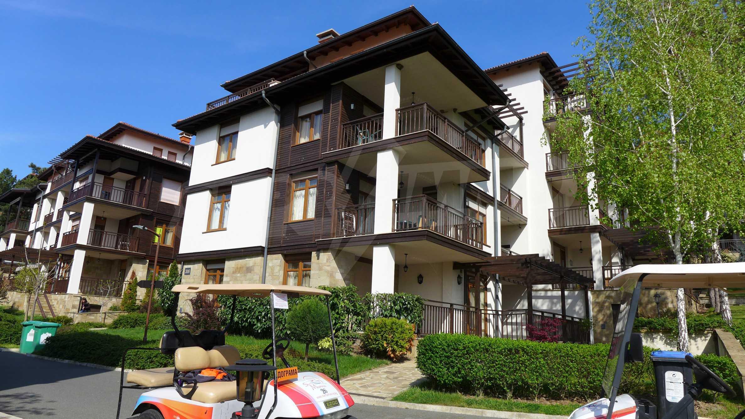 Ein-Zimmer-Wohnung in Santa Marina Komplex in Sozopol 27