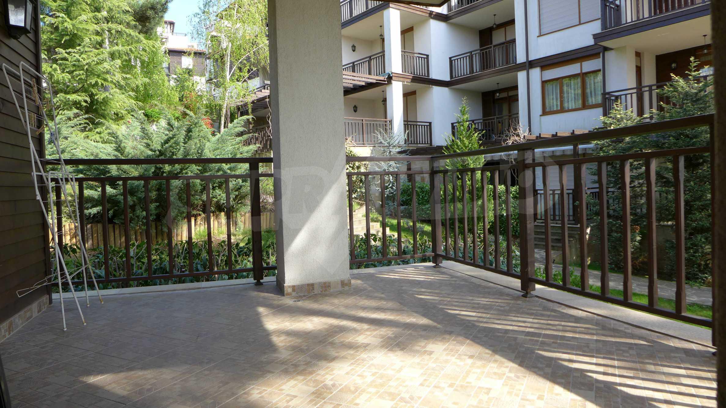 Ein-Zimmer-Wohnung in Santa Marina Komplex in Sozopol 2