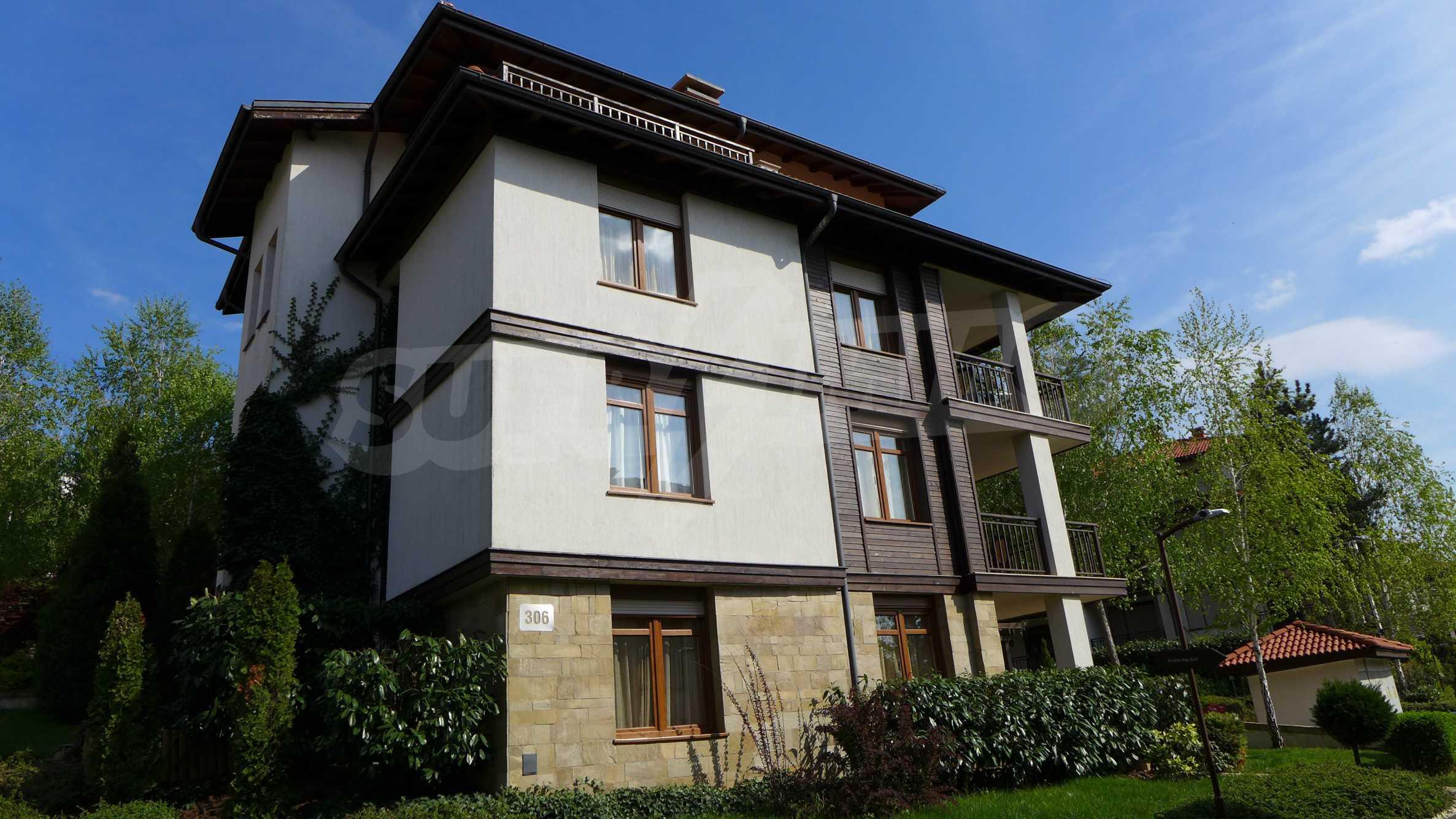 Ein-Zimmer-Wohnung in Santa Marina Komplex in Sozopol 29