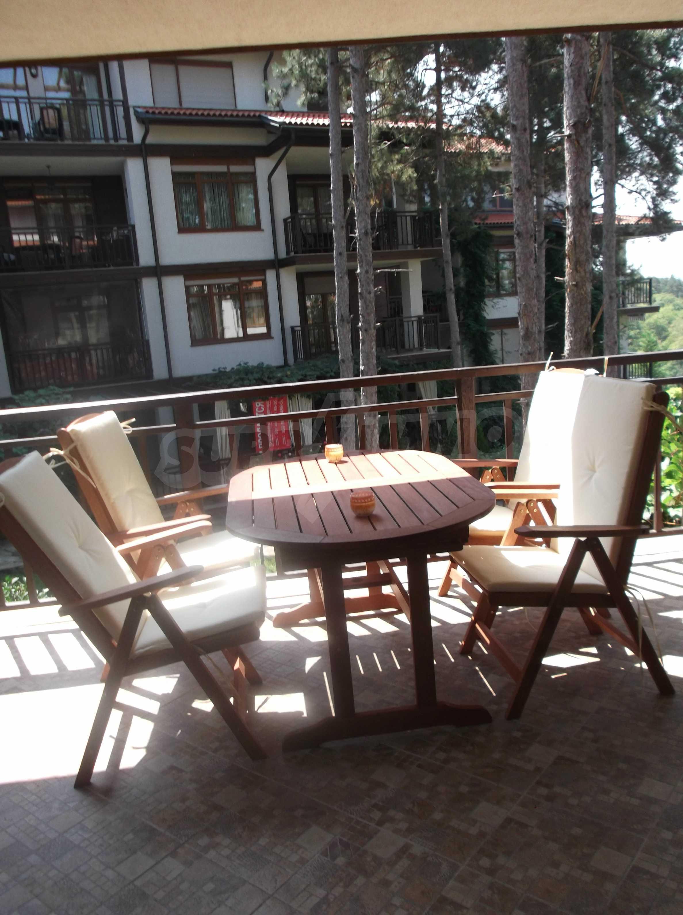Ein-Zimmer-Wohnung in Santa Marina Komplex in Sozopol 3