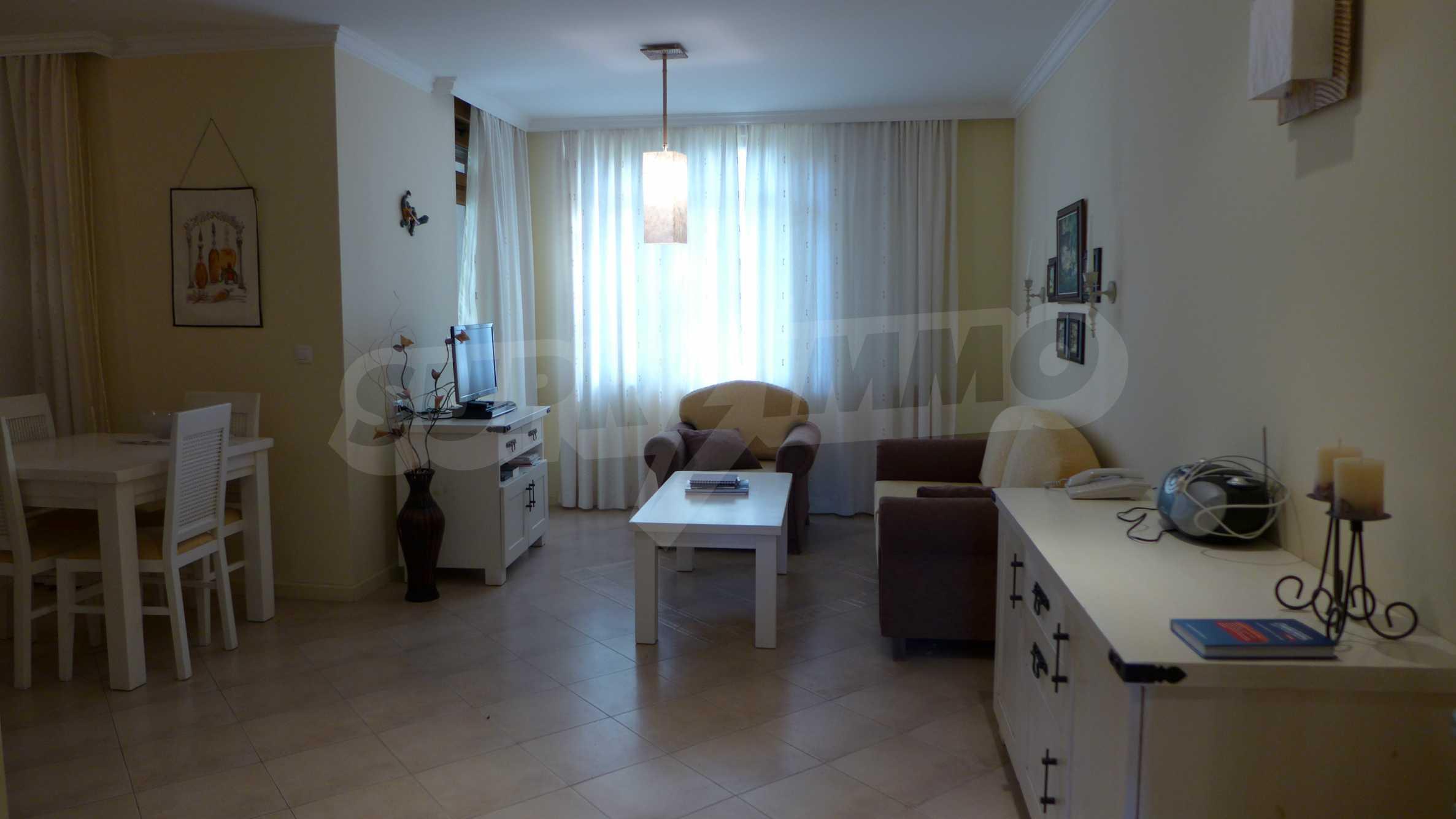 Ein-Zimmer-Wohnung in Santa Marina Komplex in Sozopol 4