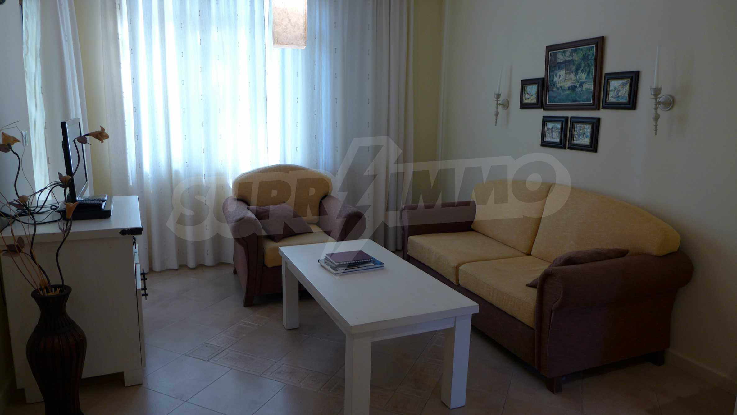 Ein-Zimmer-Wohnung in Santa Marina Komplex in Sozopol 5