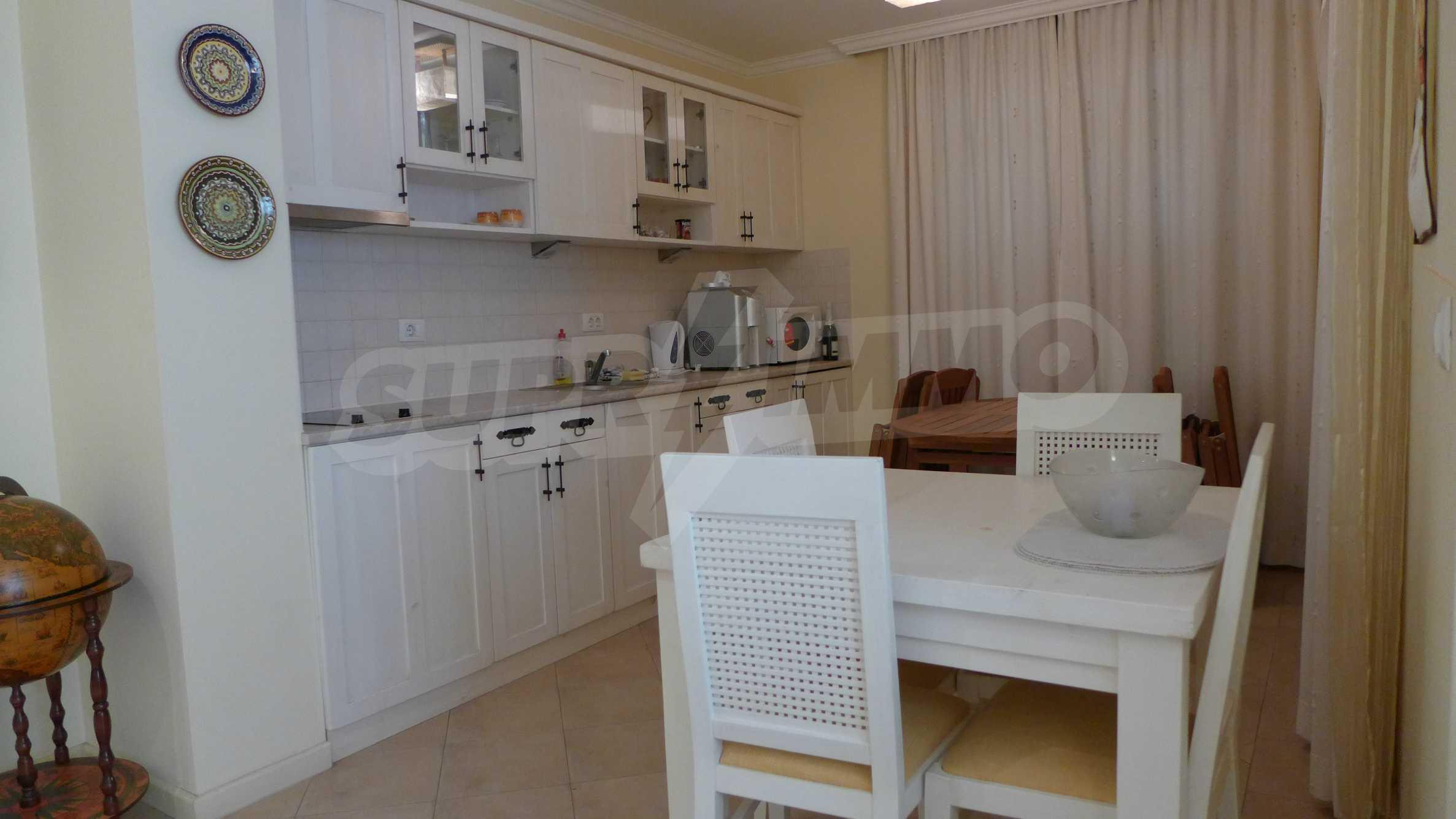 Ein-Zimmer-Wohnung in Santa Marina Komplex in Sozopol 6