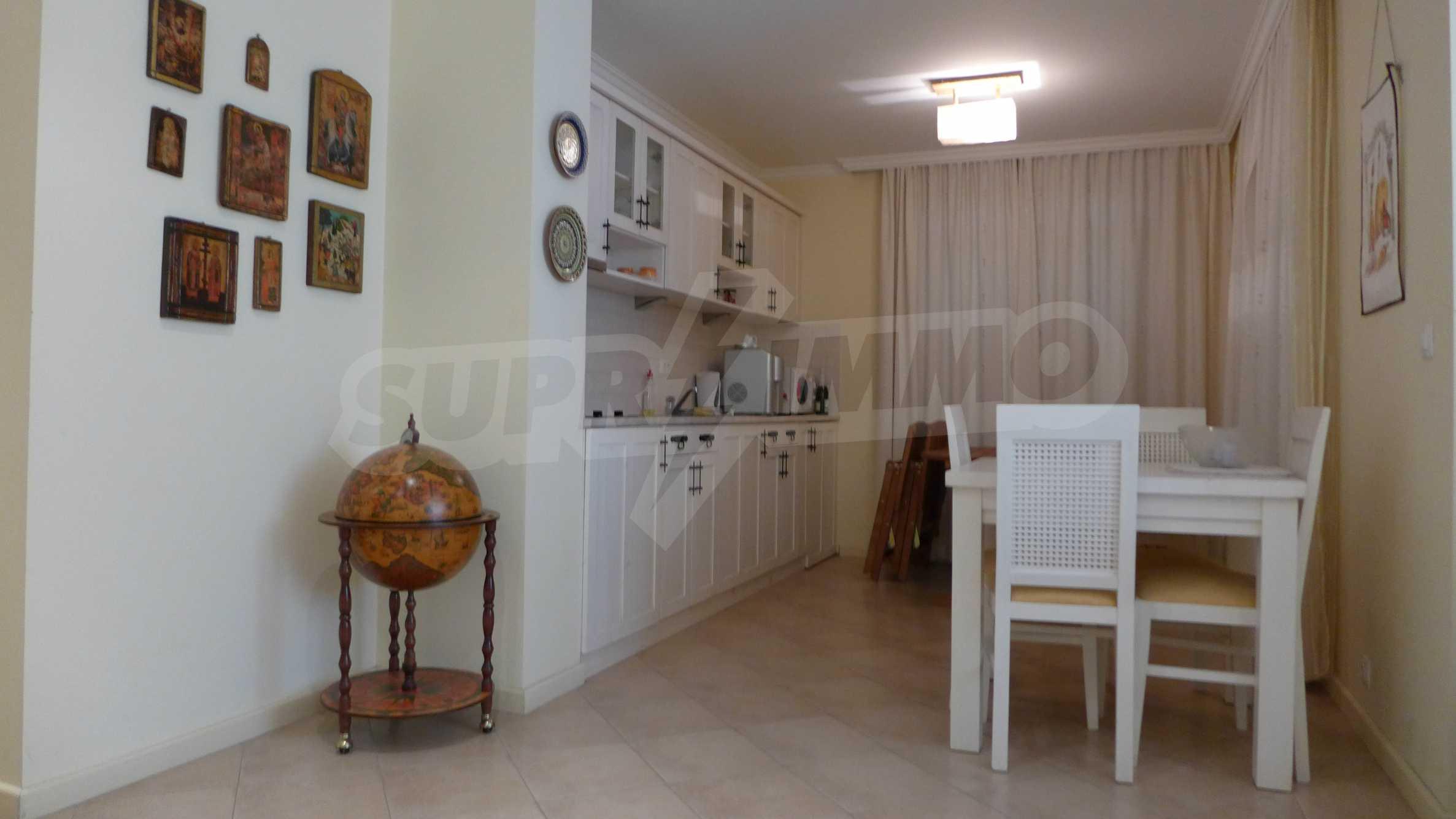 Ein-Zimmer-Wohnung in Santa Marina Komplex in Sozopol 7