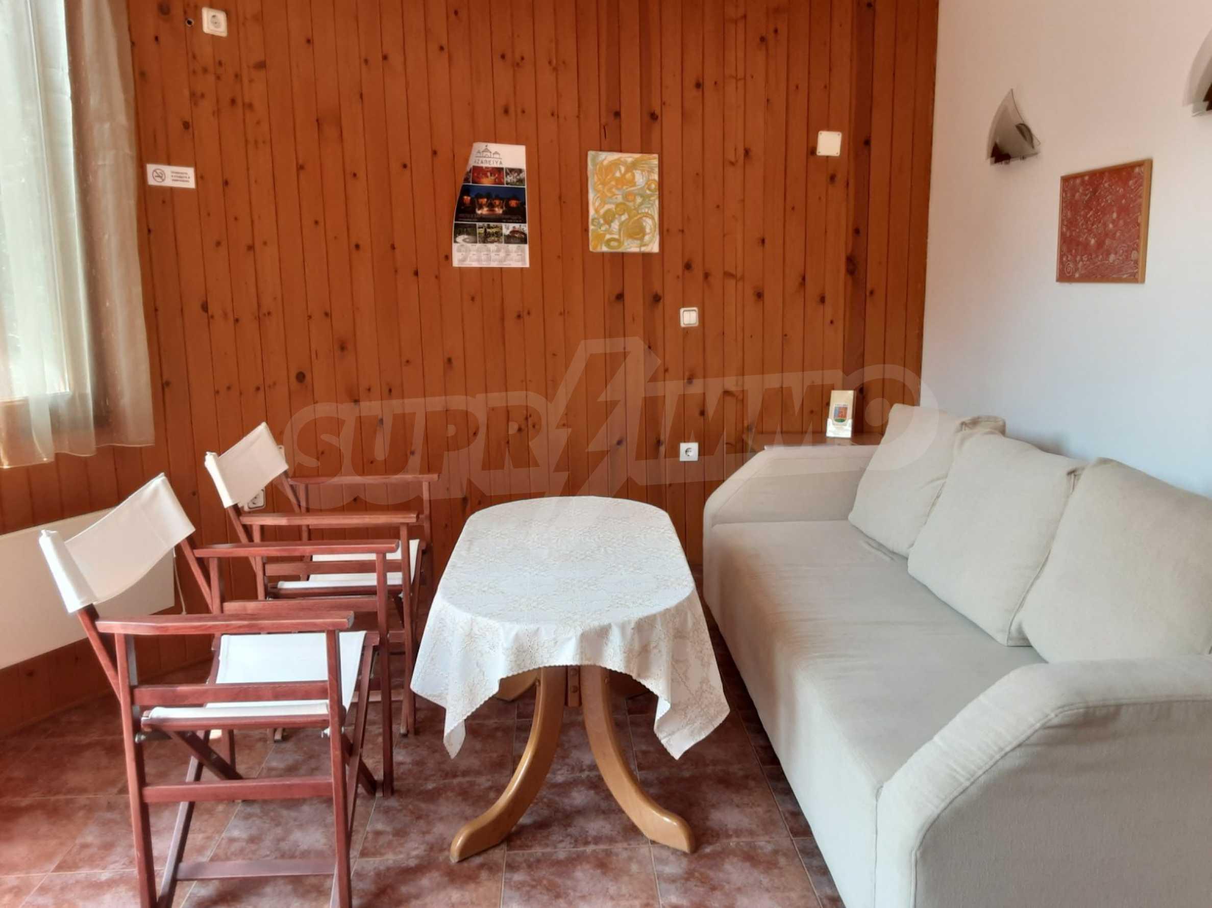 Кръгла еко къща във вилно селище в Троянския Балкан  6