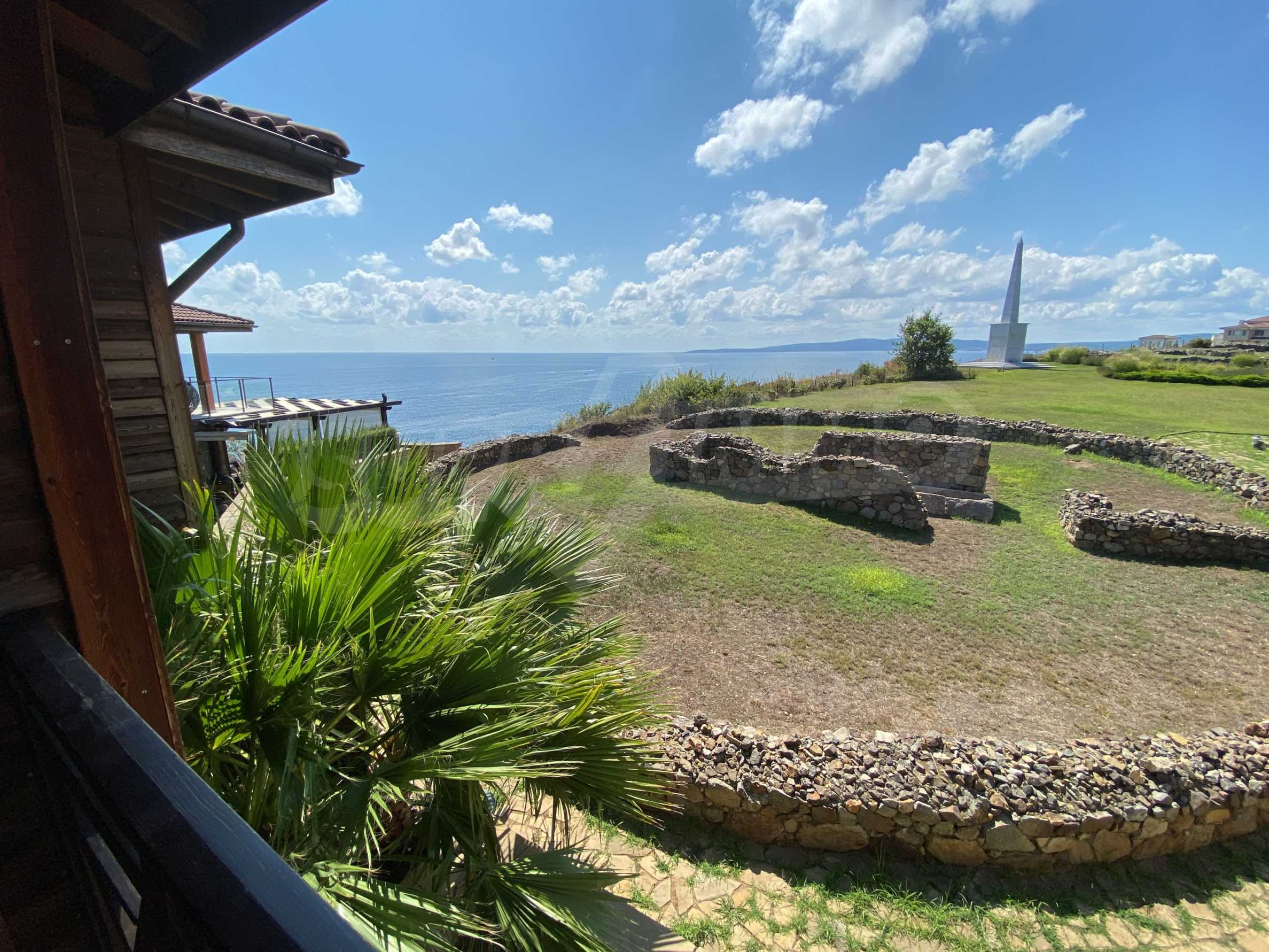 Twin house with sea and unique excavations views in Sozopolis 4