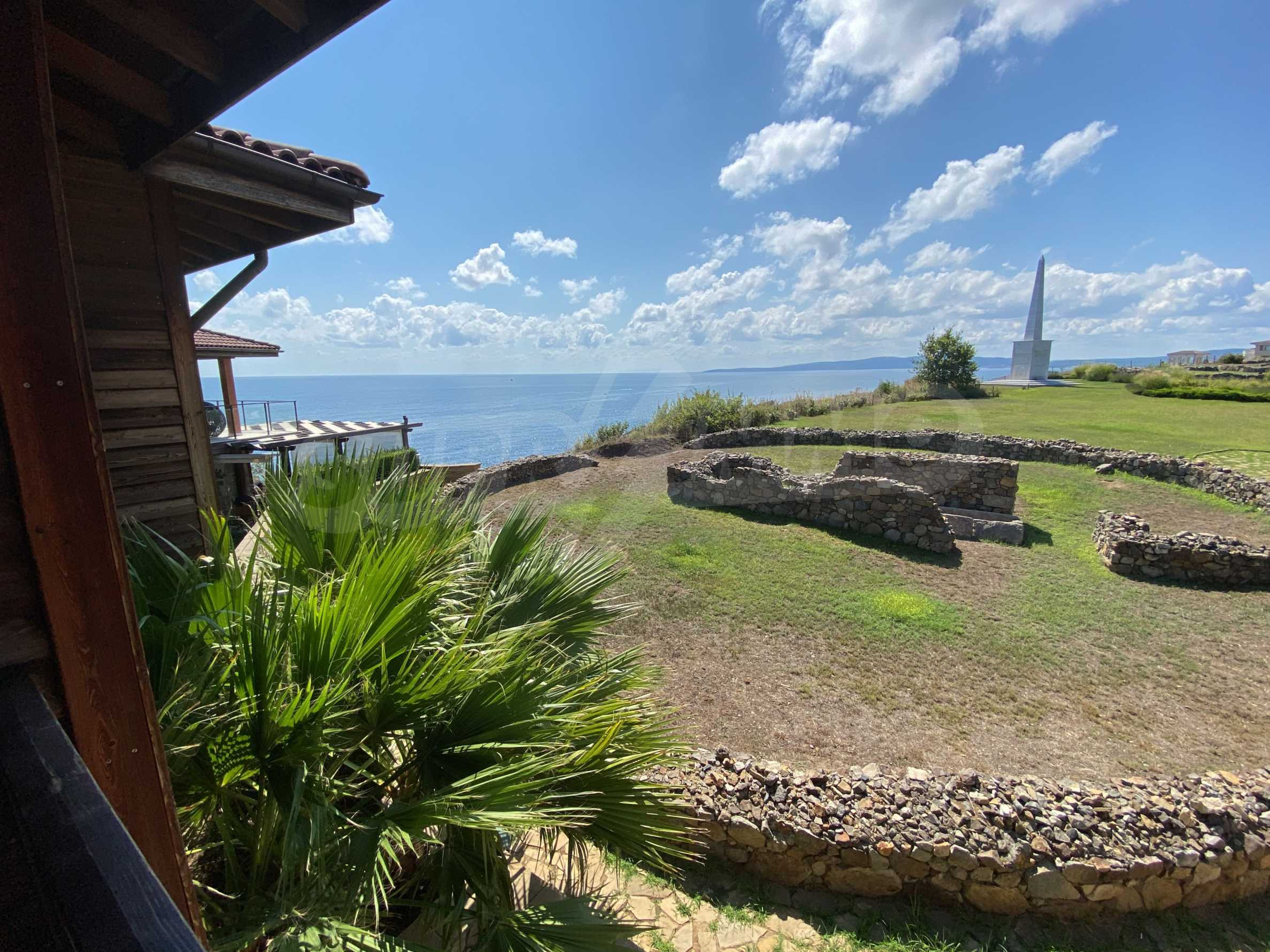 Twin house with sea and unique excavations views in Sozopolis 32