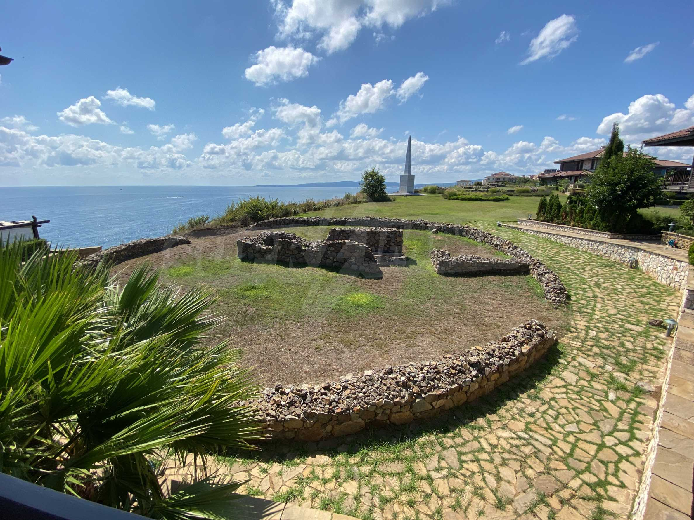 Twin house with sea and unique excavations views in Sozopolis 37