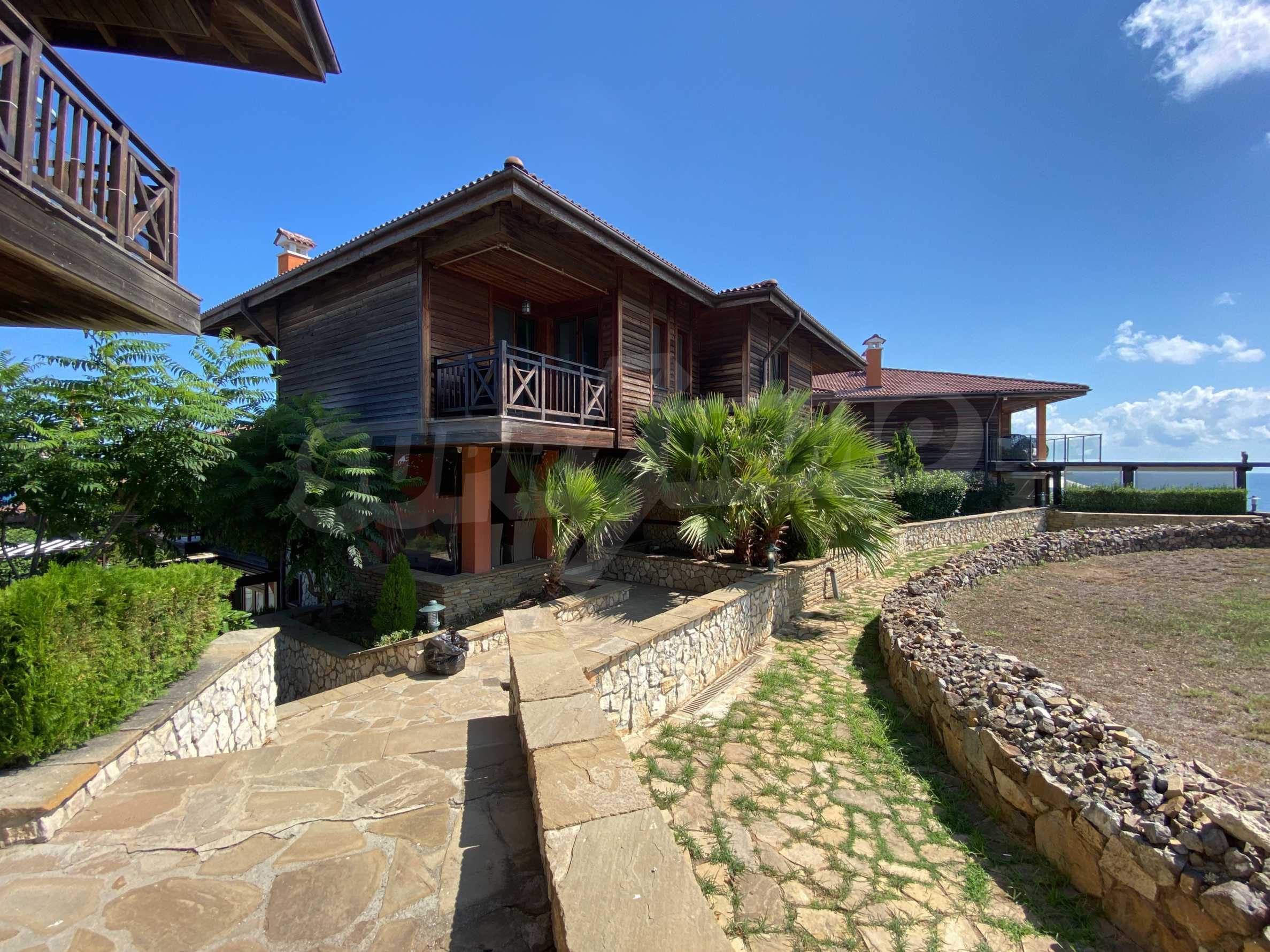 Twin house with sea and unique excavations views in Sozopolis 46