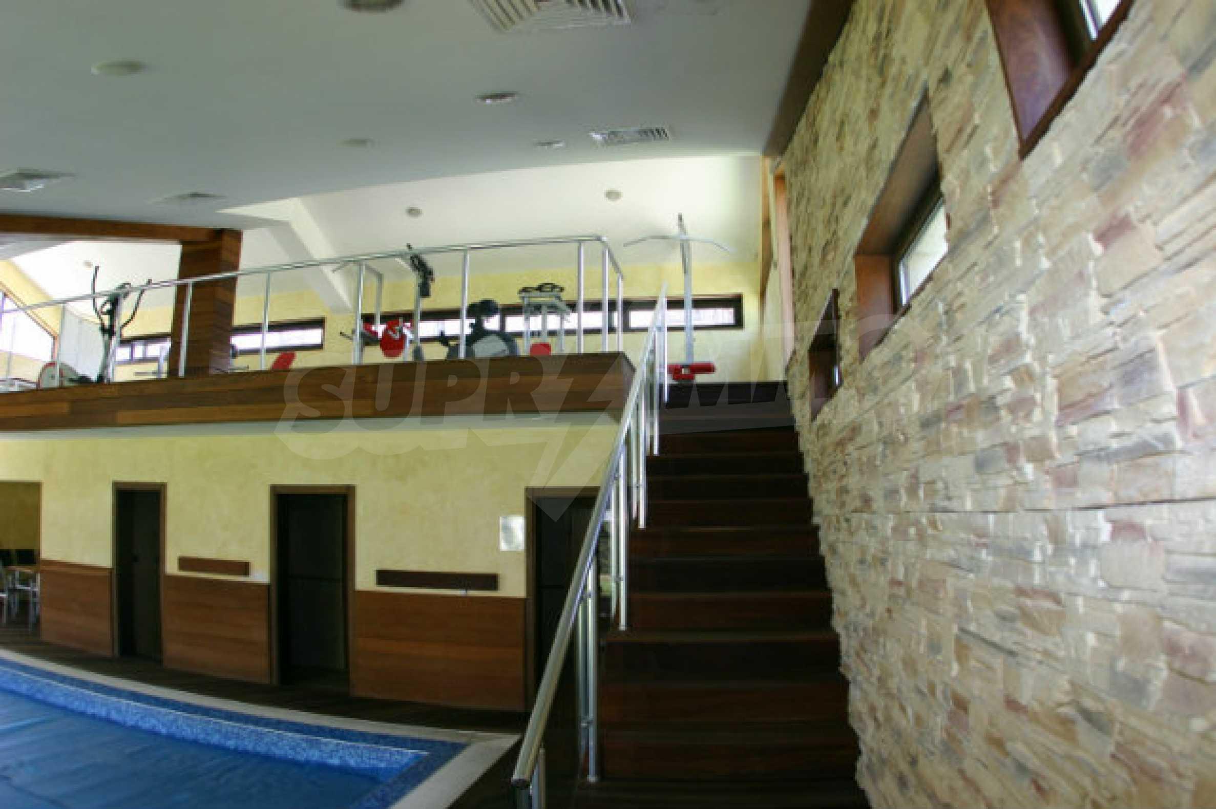 Двухкомнатная квартира в комплексе «Фортуна» 18