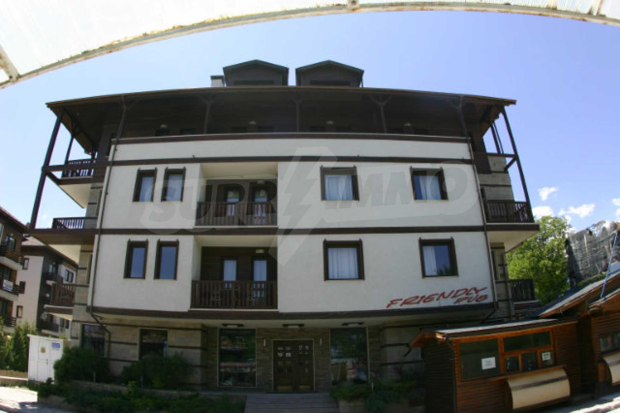 Двухкомнатная квартира в комплексе «Фортуна» 1