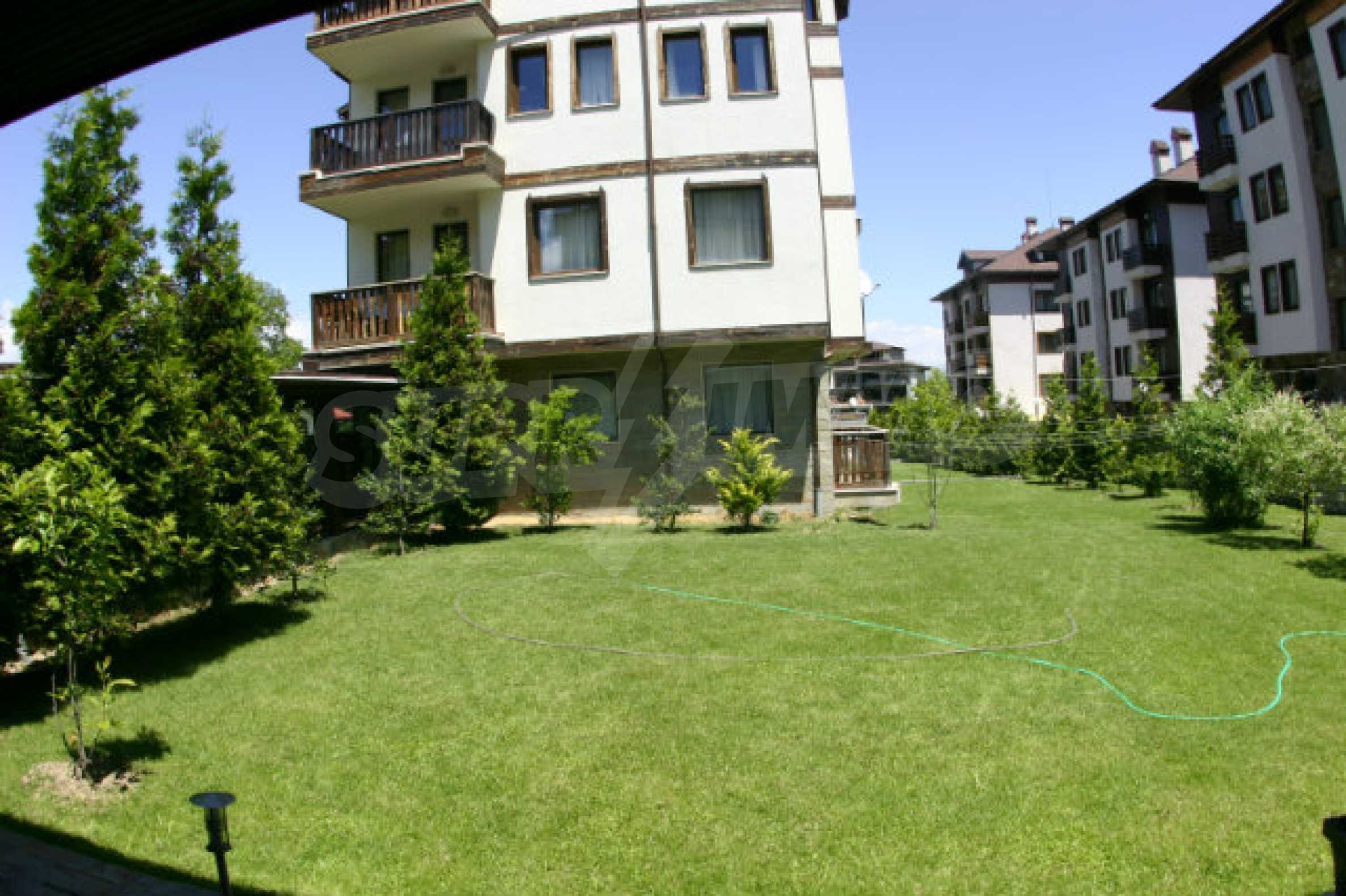 Двухкомнатная квартира в комплексе «Фортуна» 25