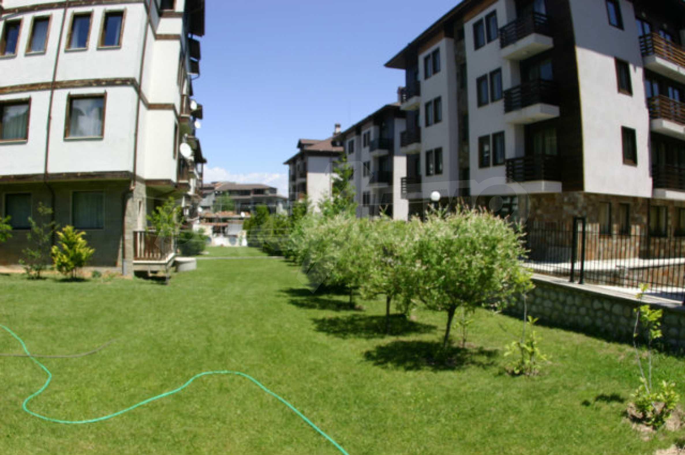 Двухкомнатная квартира в комплексе «Фортуна» 26