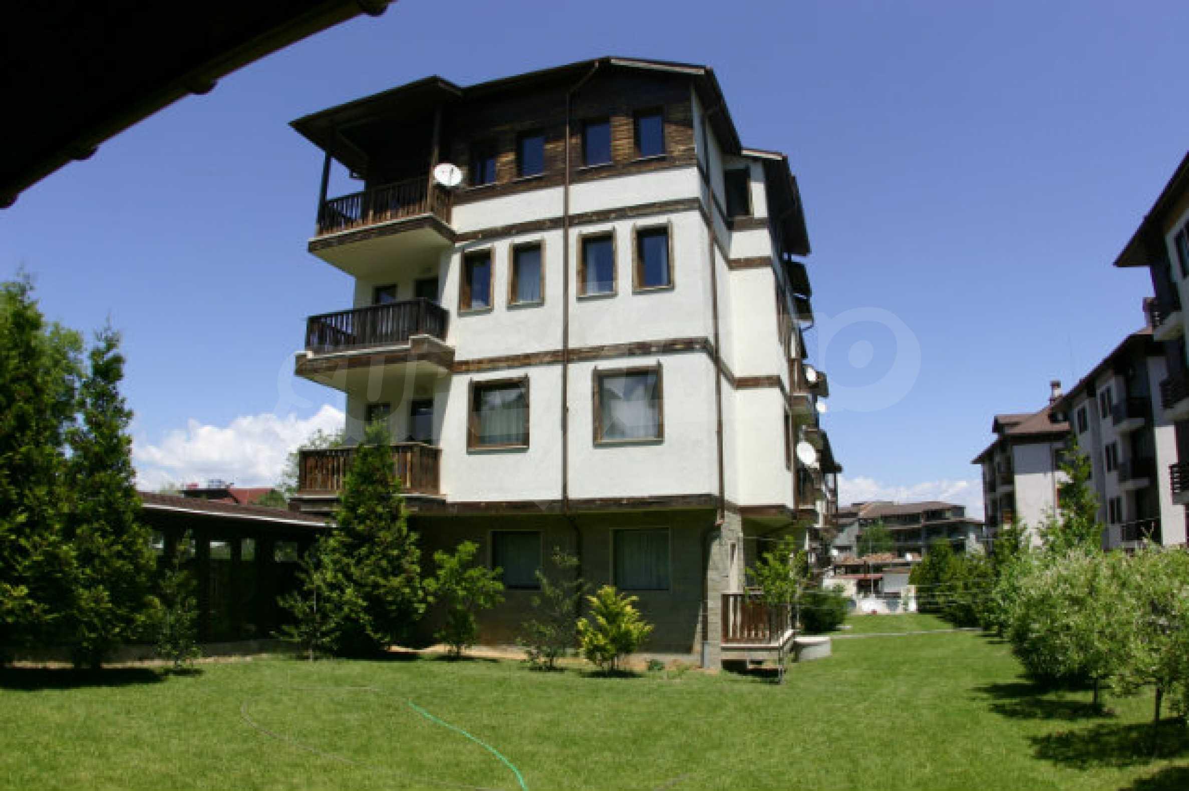 Двухкомнатная квартира в комплексе «Фортуна» 27
