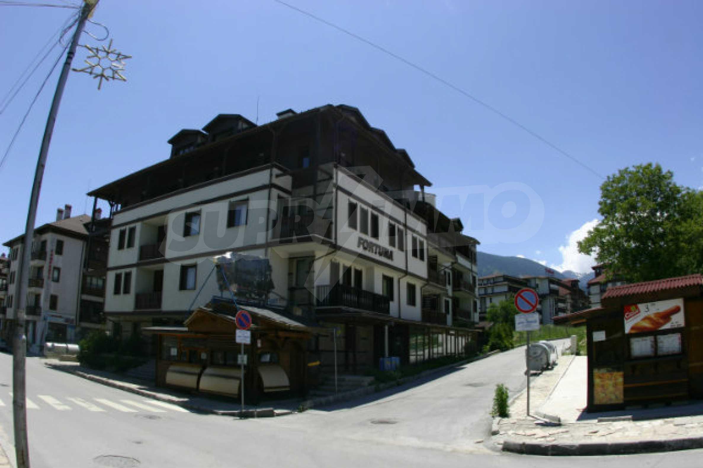 Двухкомнатная квартира в комплексе «Фортуна» 2
