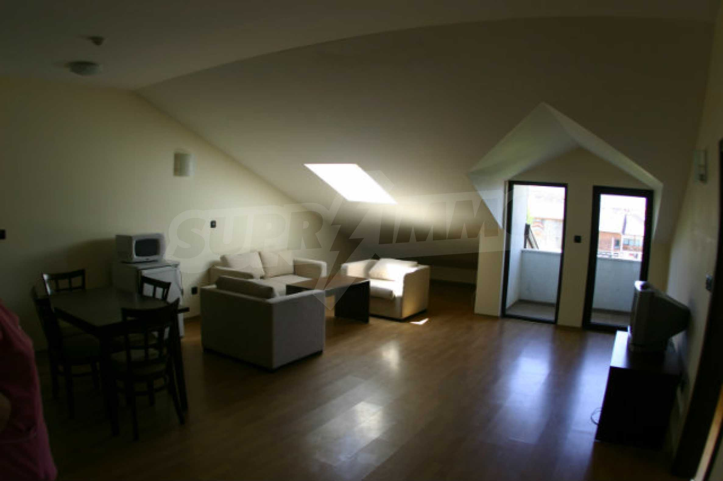 Двухкомнатная квартира в комплексе «Фортуна» 5