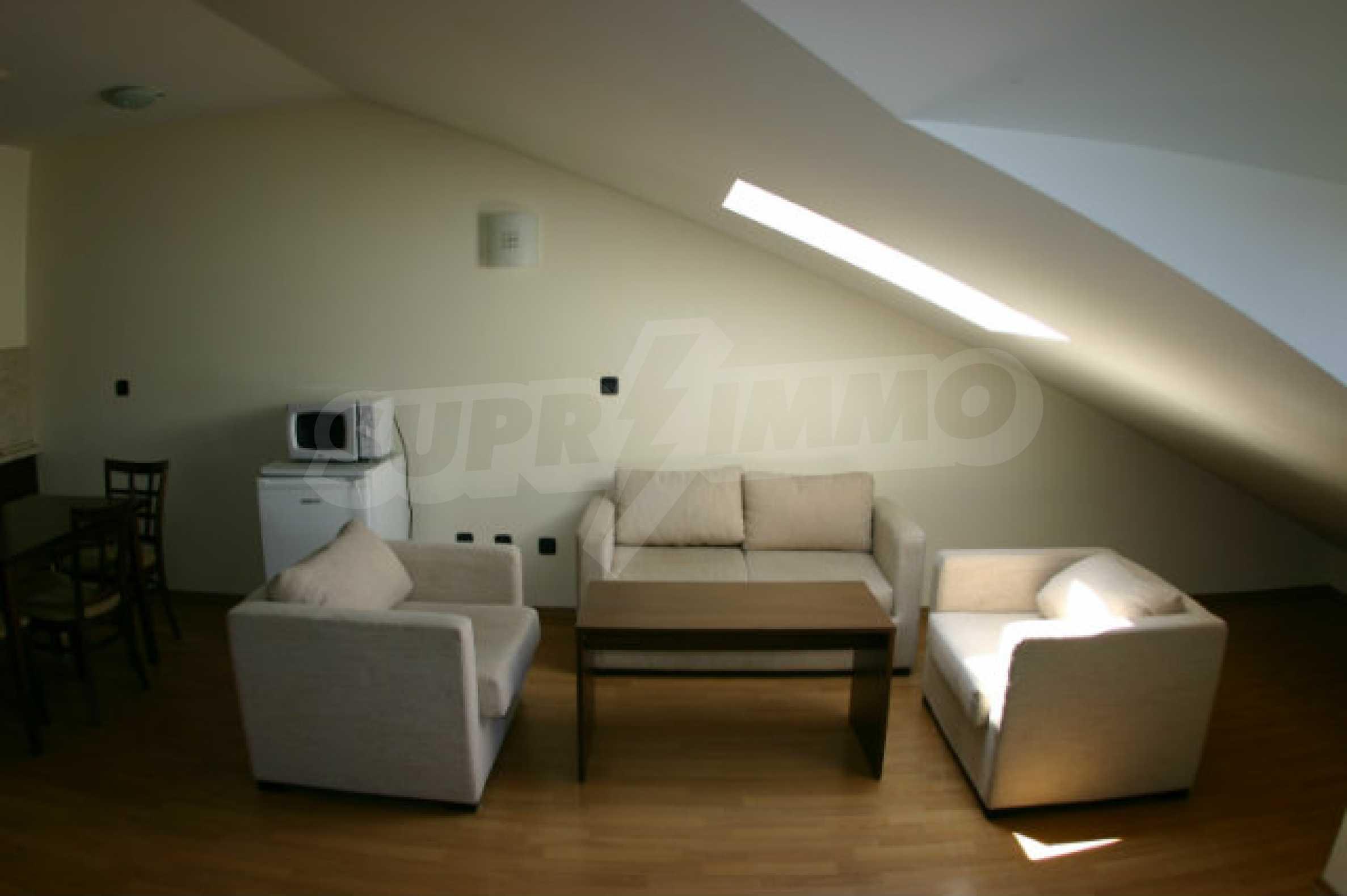 Двухкомнатная квартира в комплексе «Фортуна» 7