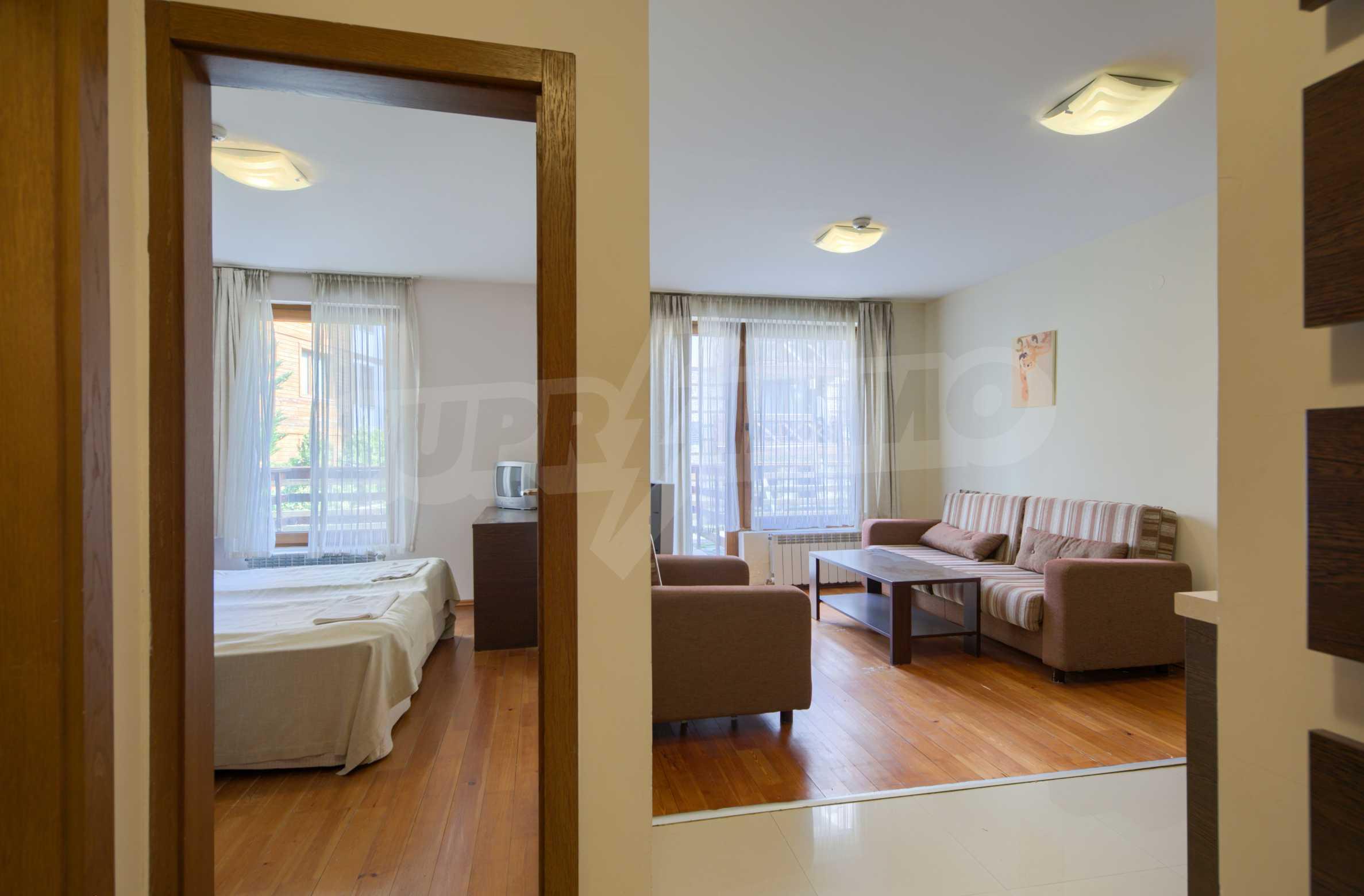 Комфортабельный апартамент в лыжном курорте 1