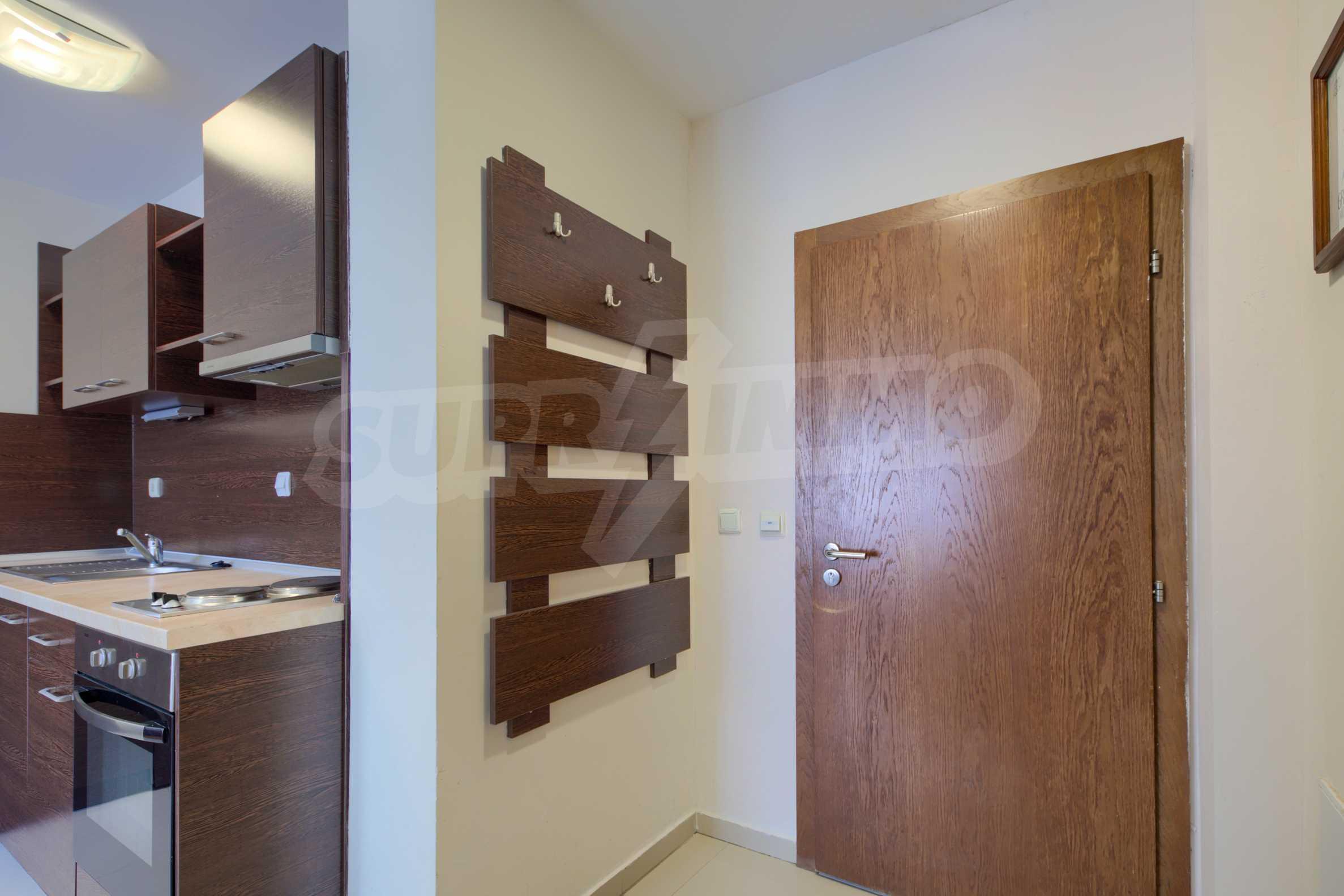 Комфортабельный апартамент в лыжном курорте 4