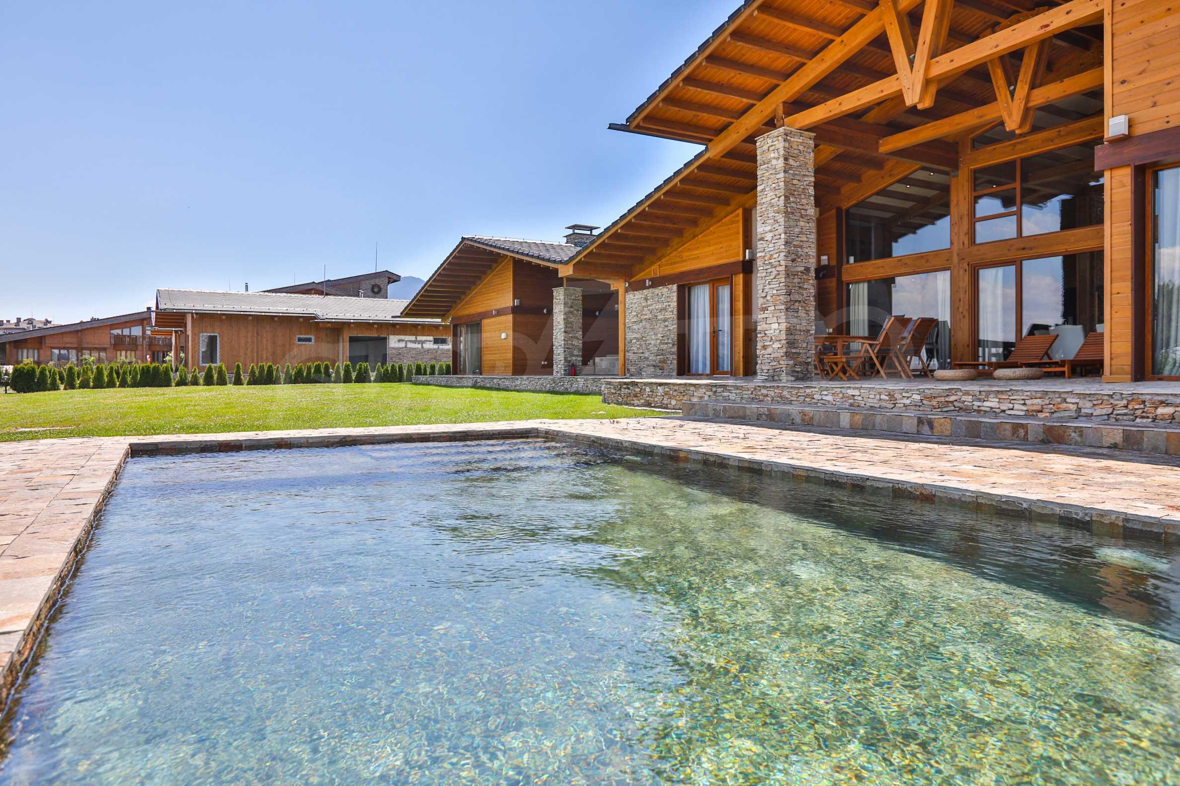 Луксозна вила под наем в  Pirin Golf & Country Club в сърцето на Пирин планина 1