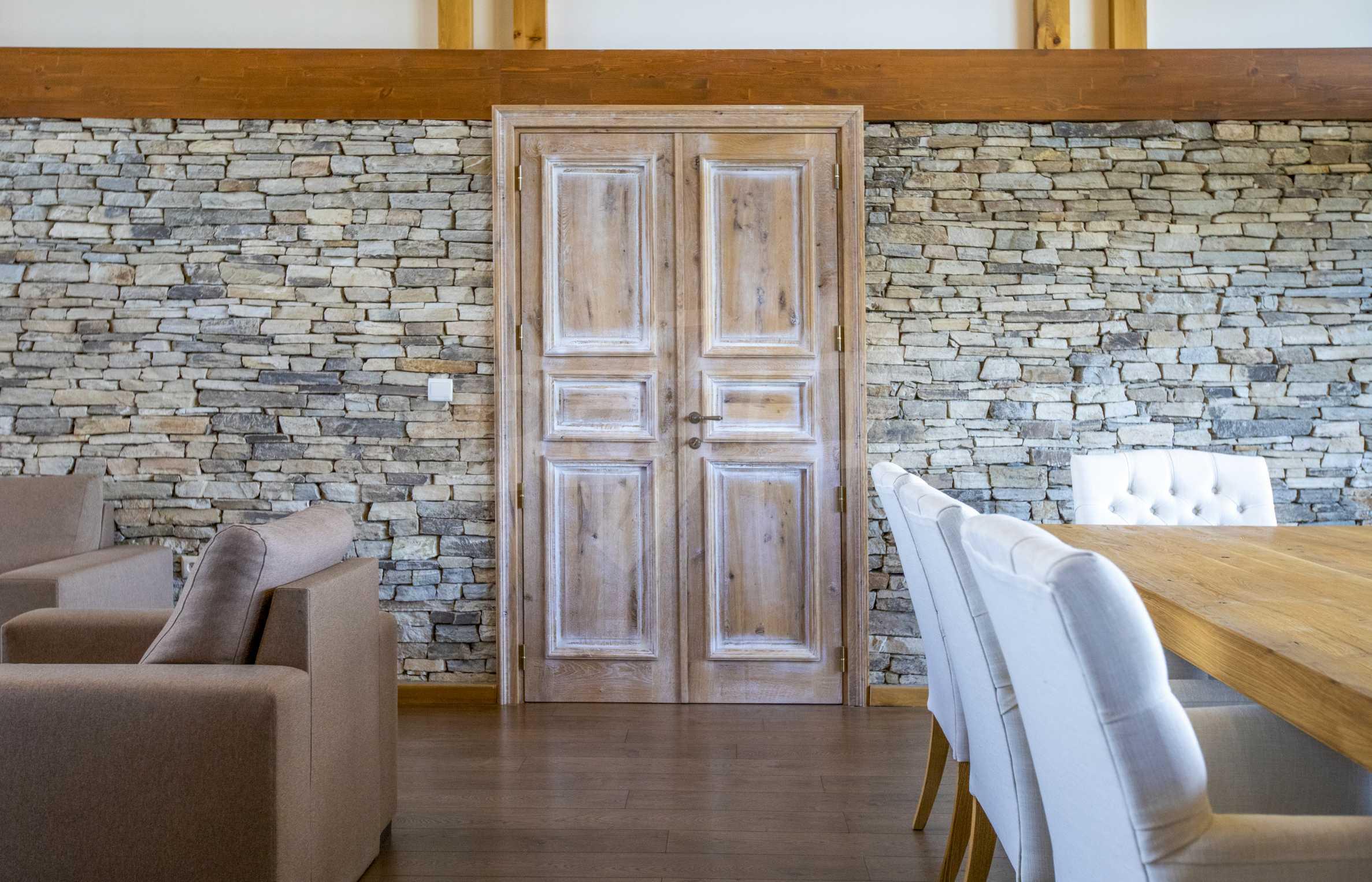 Луксозна вила под наем в  Pirin Golf & Country Club в сърцето на Пирин планина 21