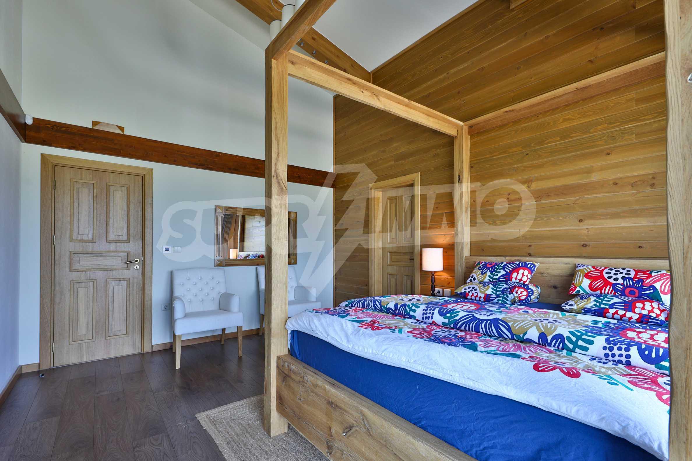 Луксозна вила под наем в  Pirin Golf & Country Club в сърцето на Пирин планина 27