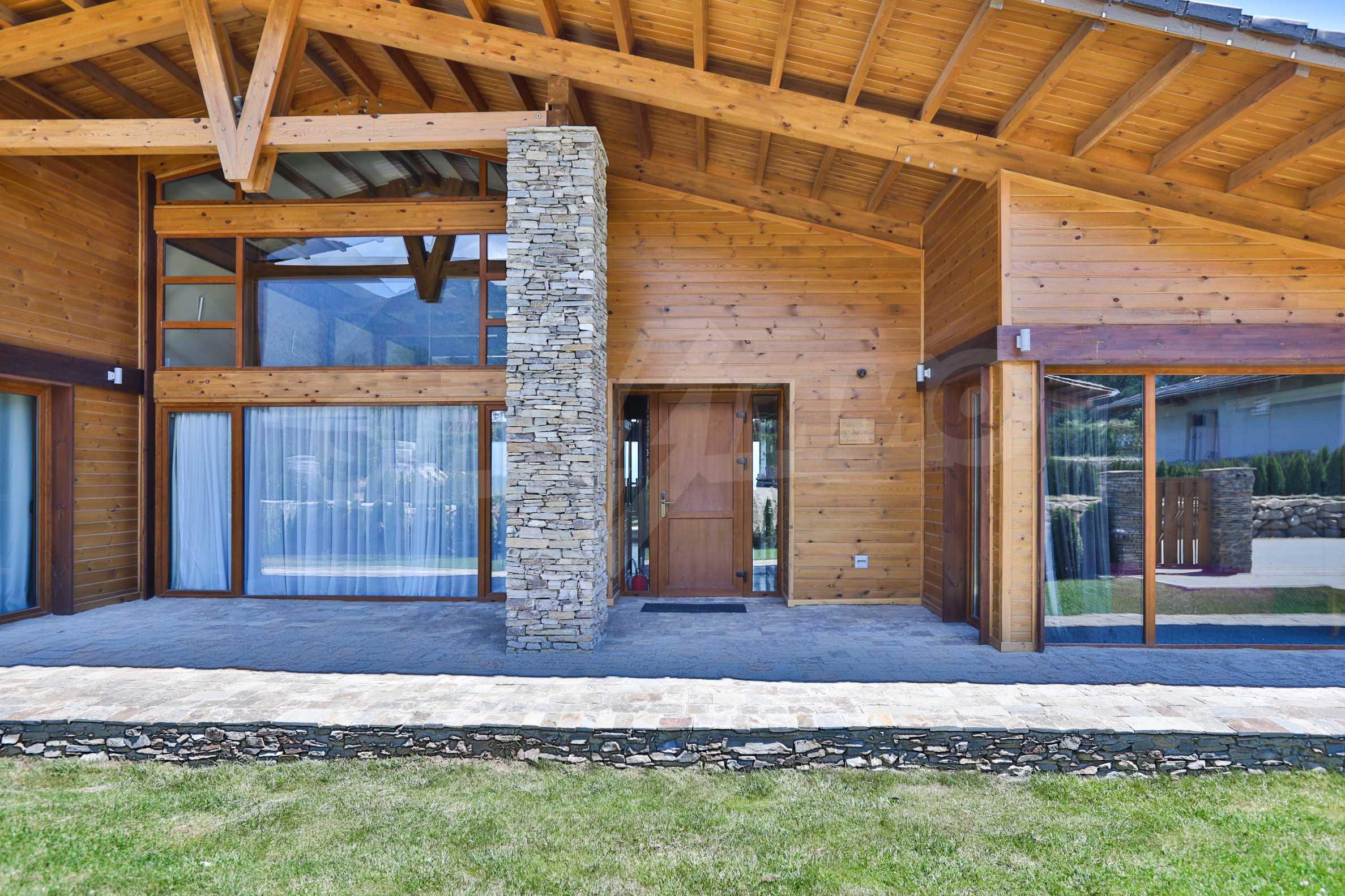 Луксозна вила под наем в  Pirin Golf & Country Club в сърцето на Пирин планина 7