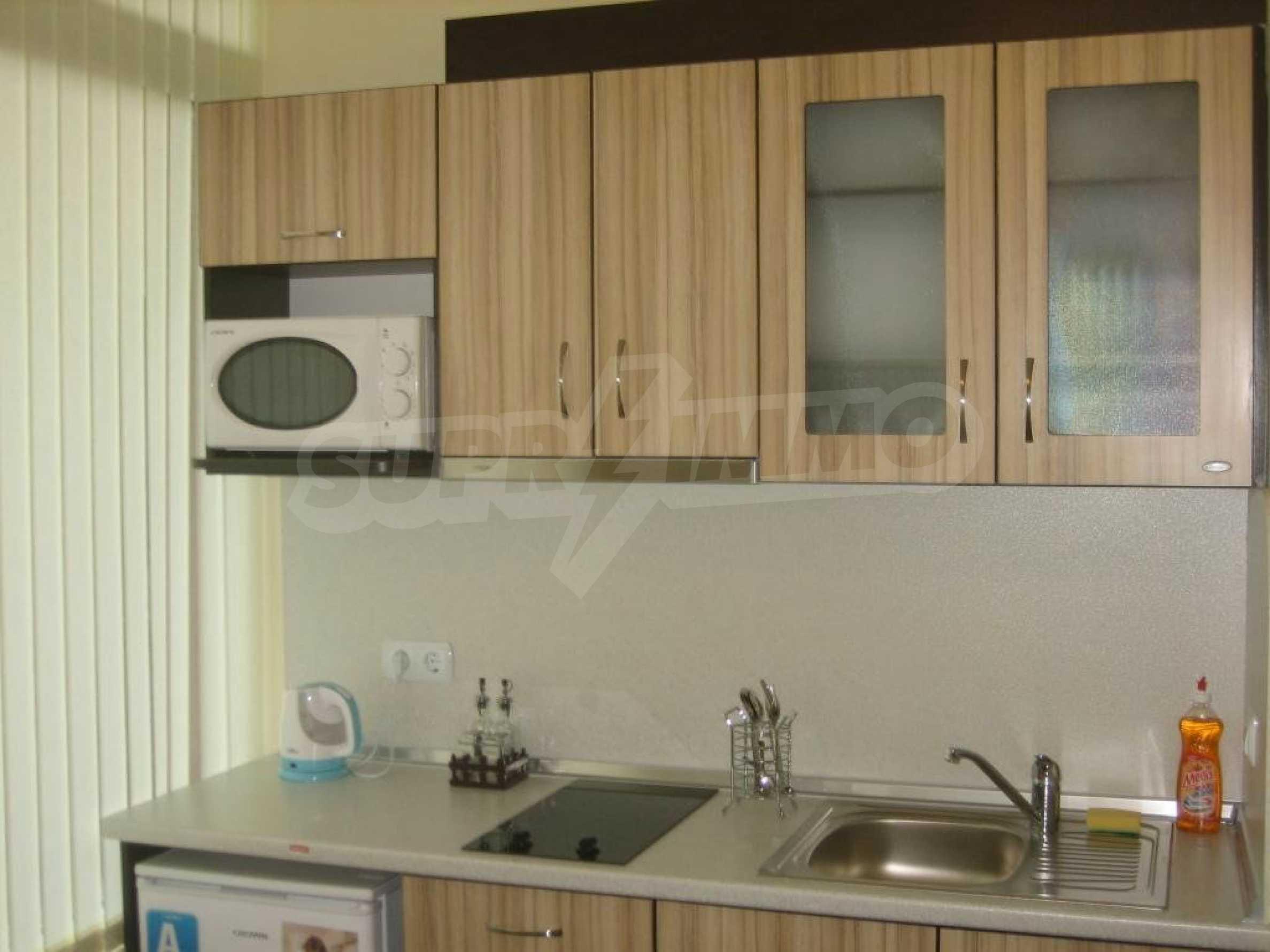 Ein-Zimmer-Wohnung zum Verkauf in Ravda 1