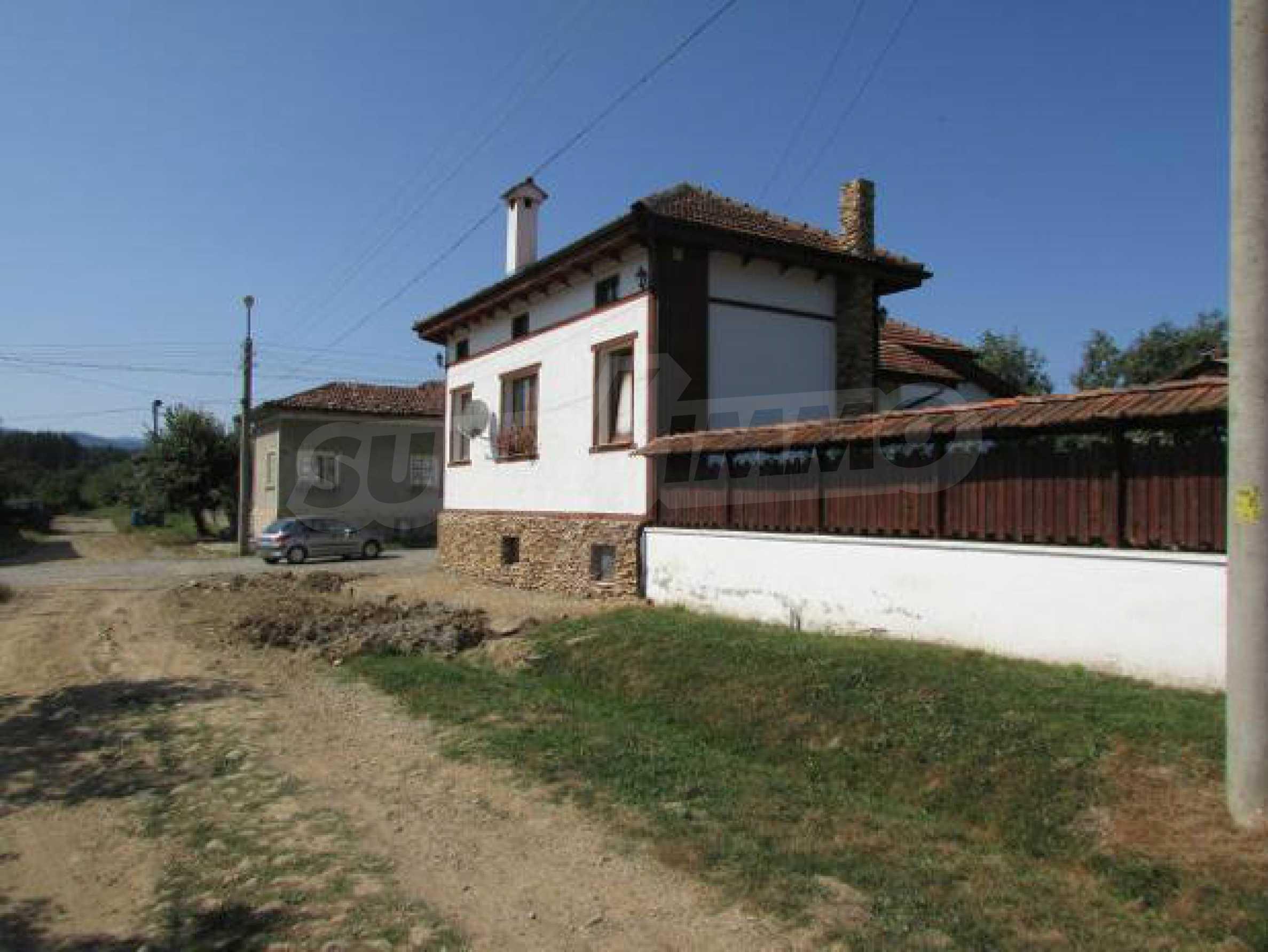 Schönes, gemütliches und komplett eingerichtetes Haus in Elena Balkan 13