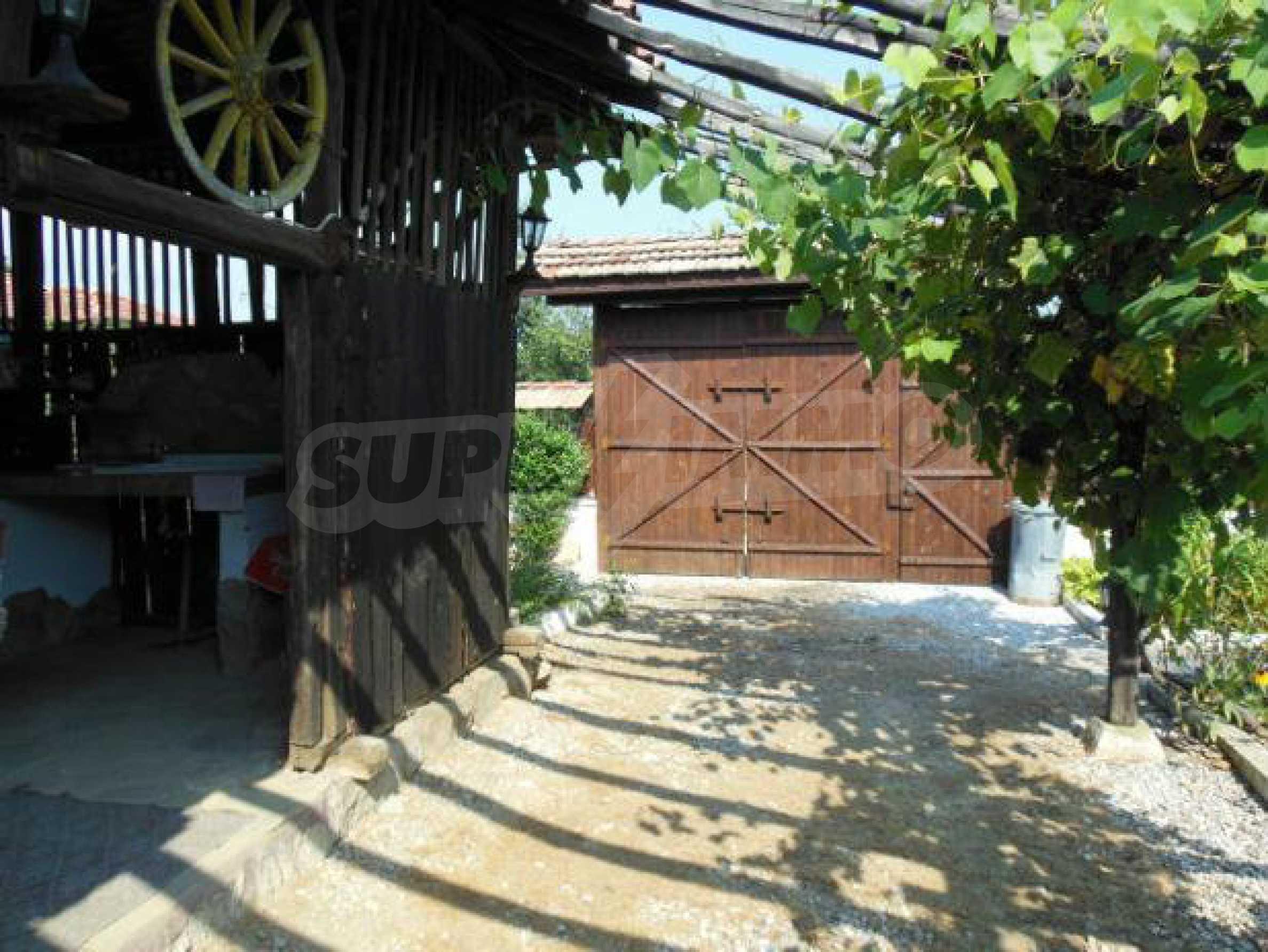 Schönes, gemütliches und komplett eingerichtetes Haus in Elena Balkan 14