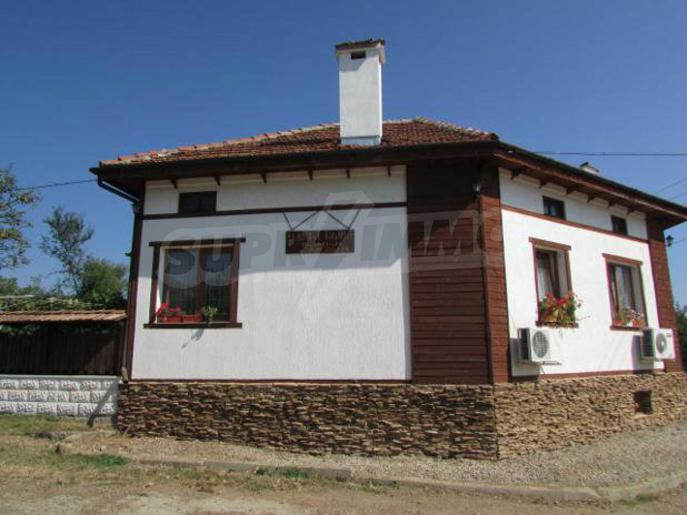 Schönes, gemütliches und komplett eingerichtetes Haus in Elena Balkan 1