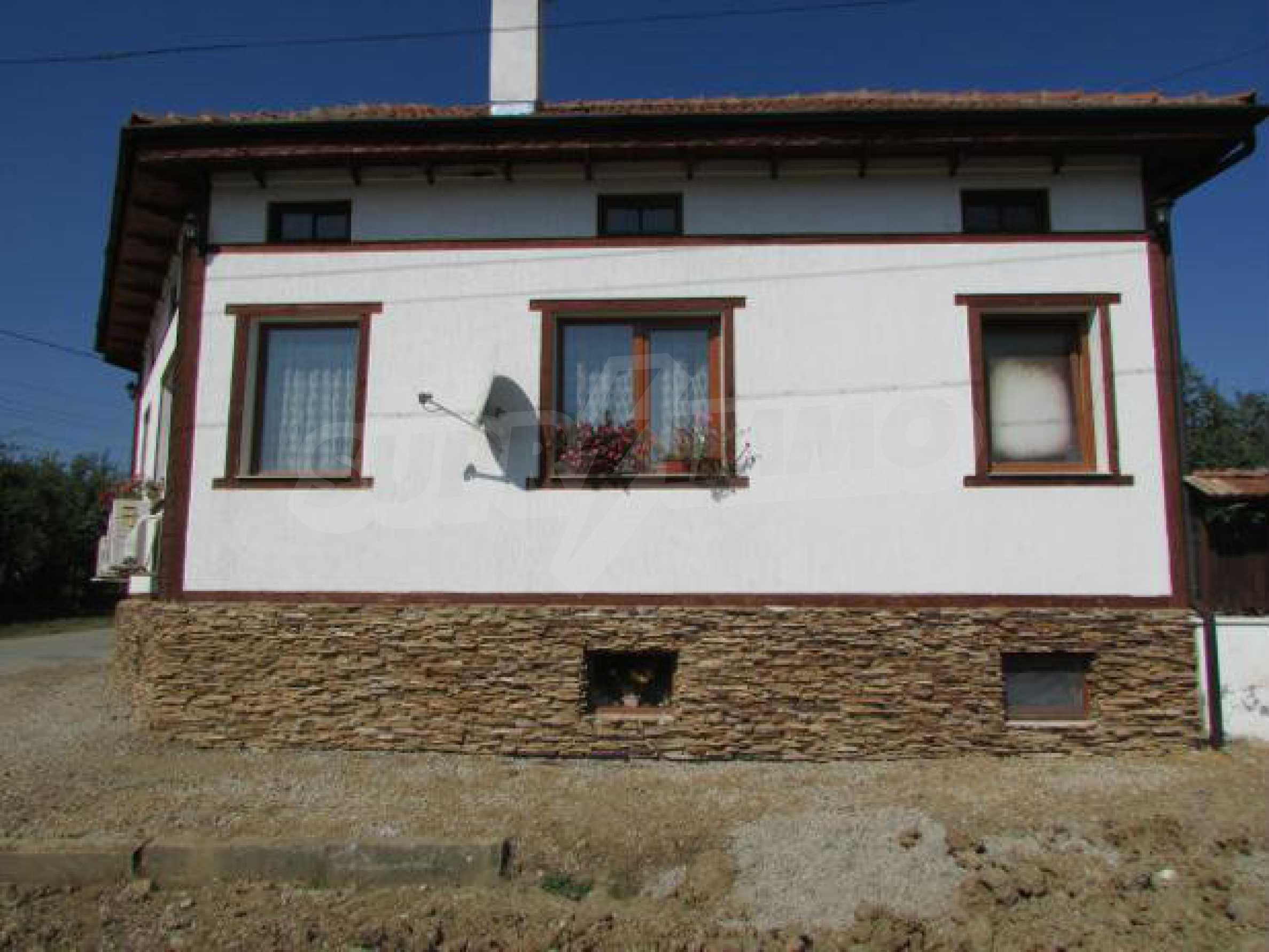 Schönes, gemütliches und komplett eingerichtetes Haus in Elena Balkan 2