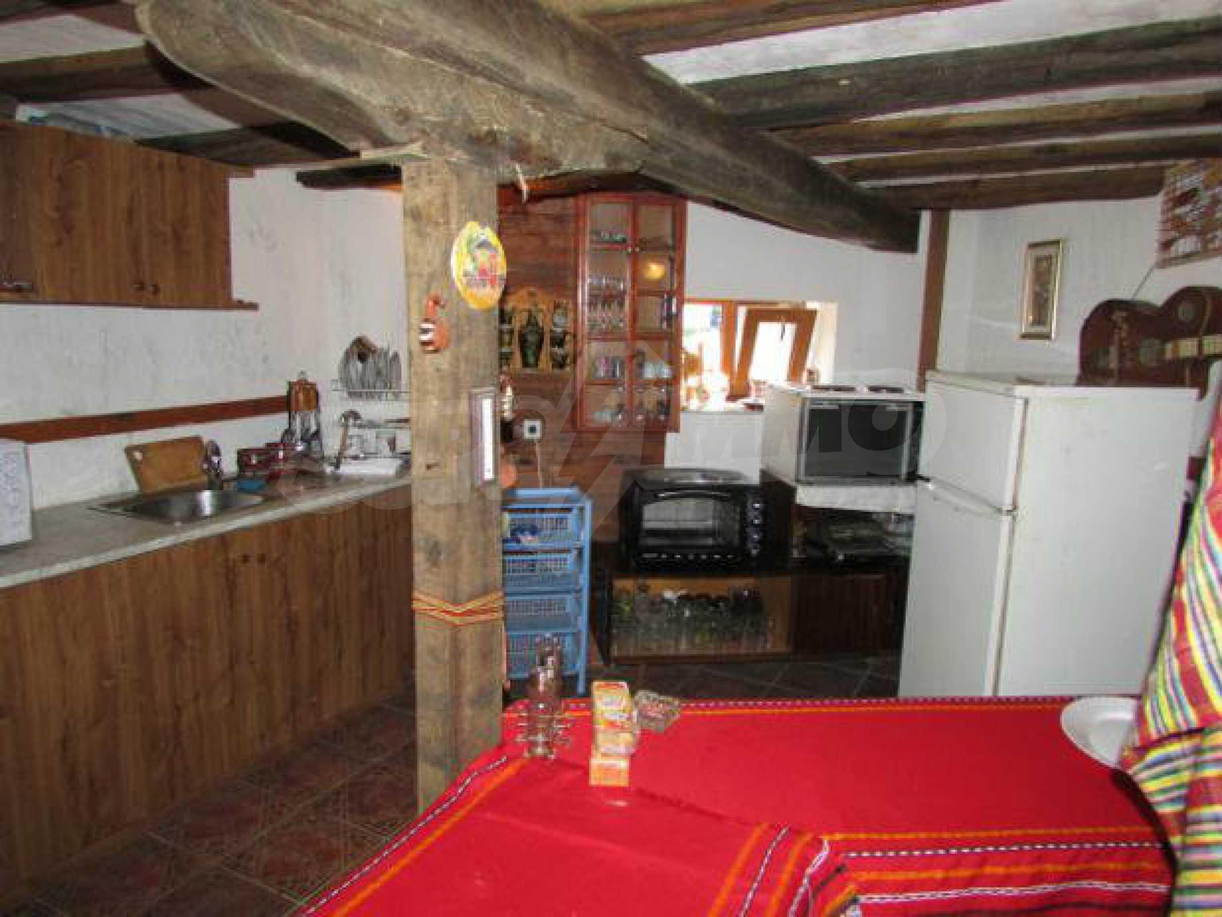 Schönes, gemütliches und komplett eingerichtetes Haus in Elena Balkan 3