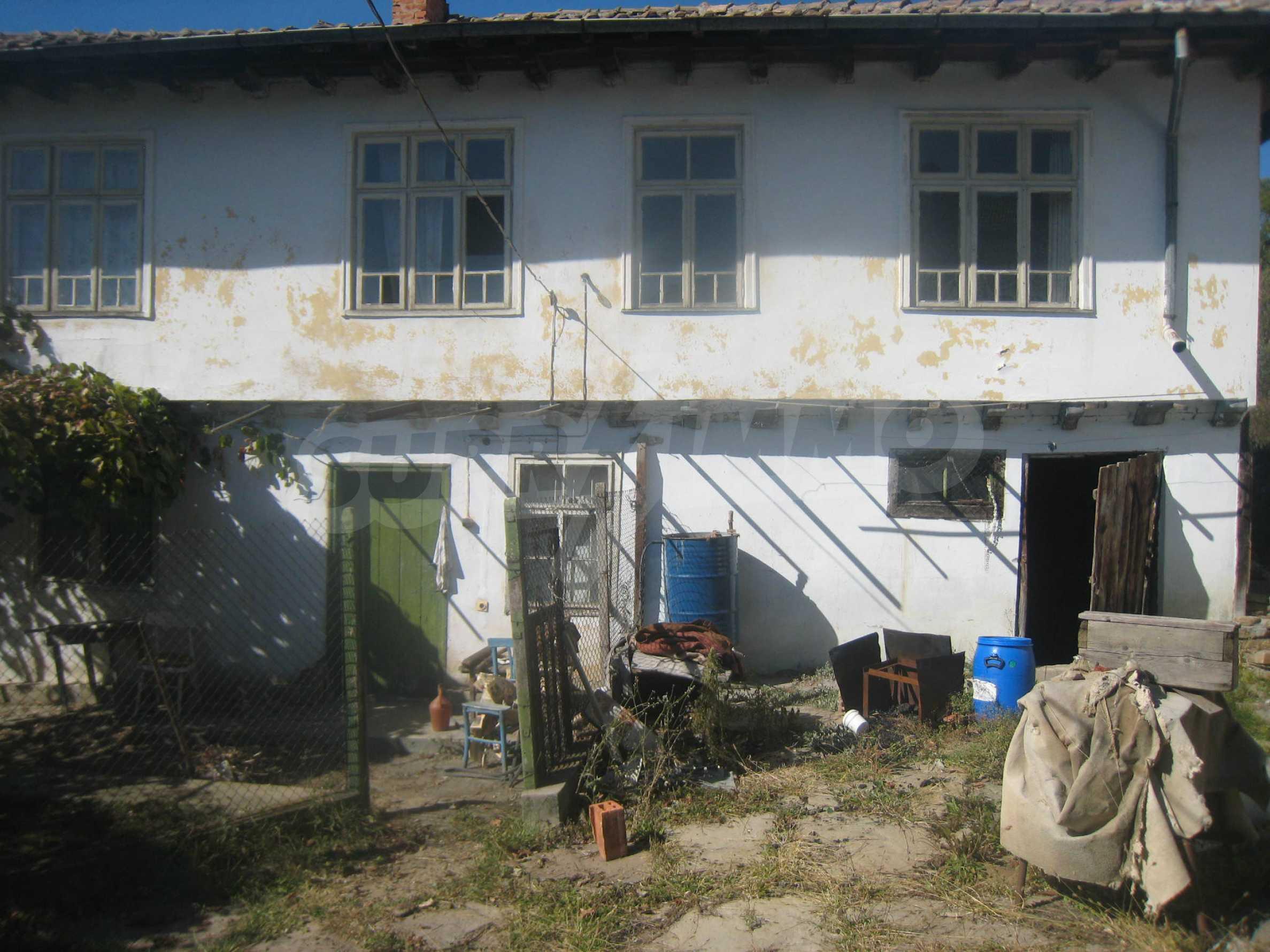 Traditionelles bulgarisches Haus in einem Dorf 9 km von Gabrovo entfernt