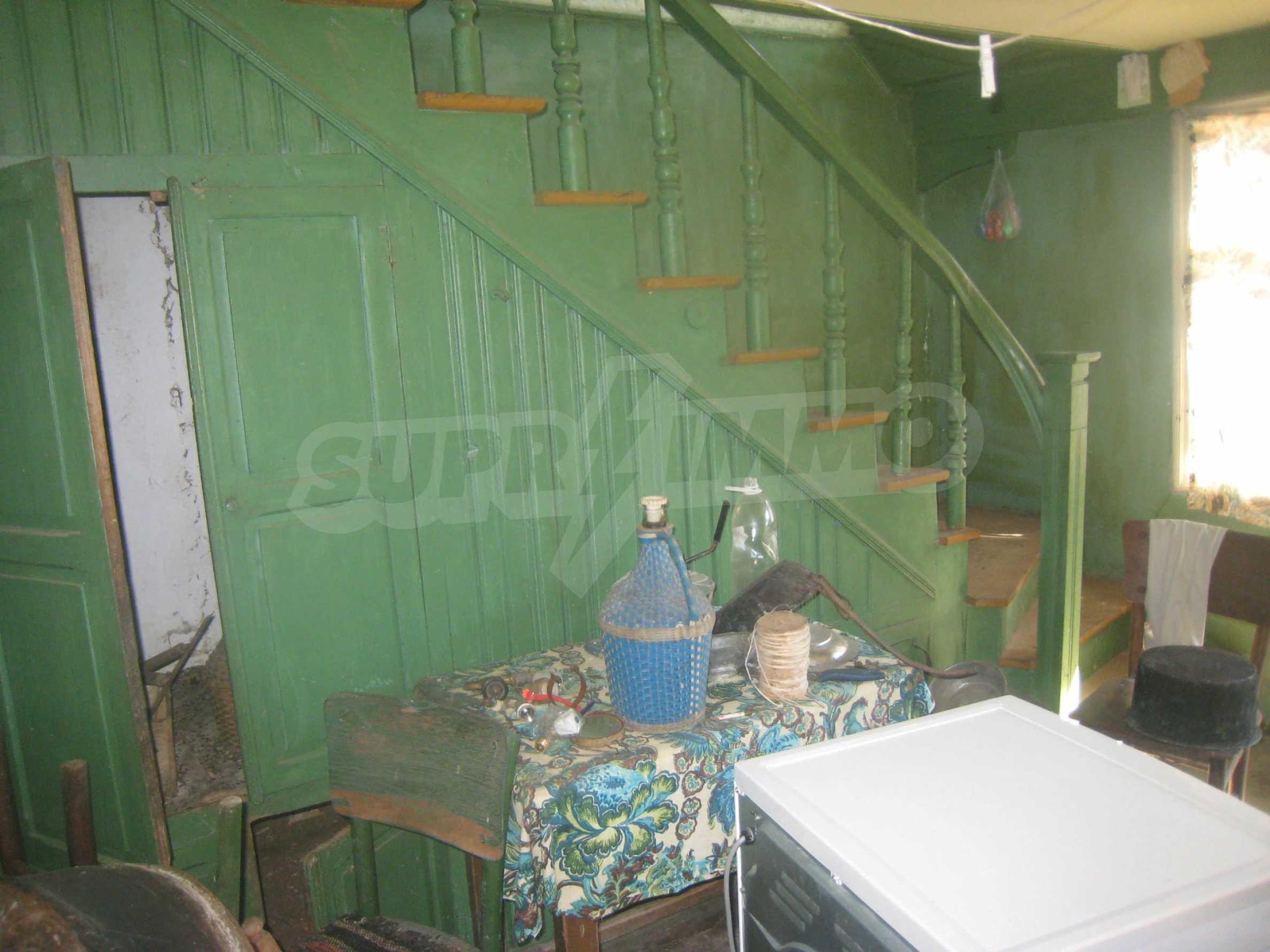 Traditionelles bulgarisches Haus in einem Dorf 9 km von Gabrovo entfernt 10