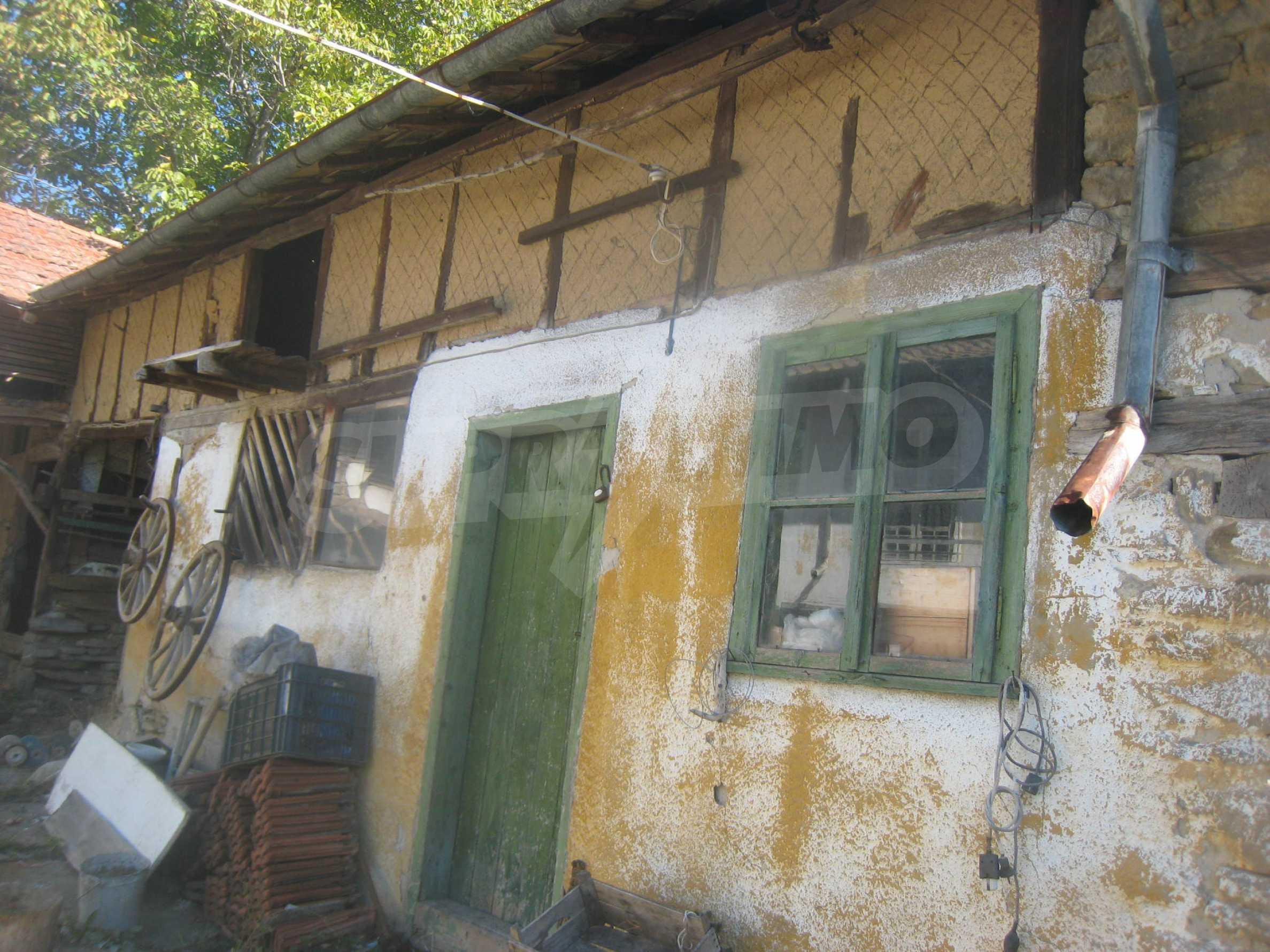 Traditionelles bulgarisches Haus in einem Dorf 9 km von Gabrovo entfernt 16