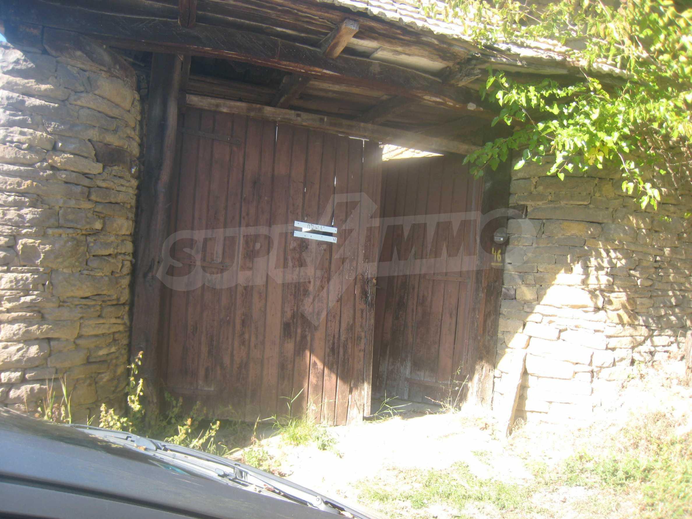 Traditionelles bulgarisches Haus in einem Dorf 9 km von Gabrovo entfernt 17