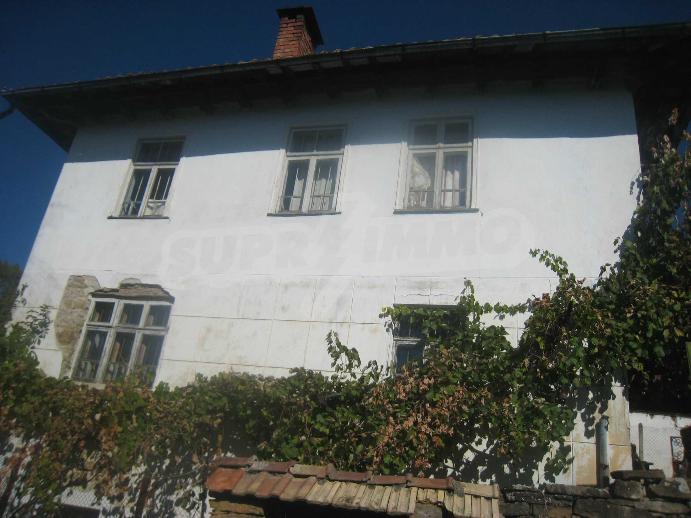 Traditionelles bulgarisches Haus in einem Dorf 9 km von Gabrovo entfernt 3